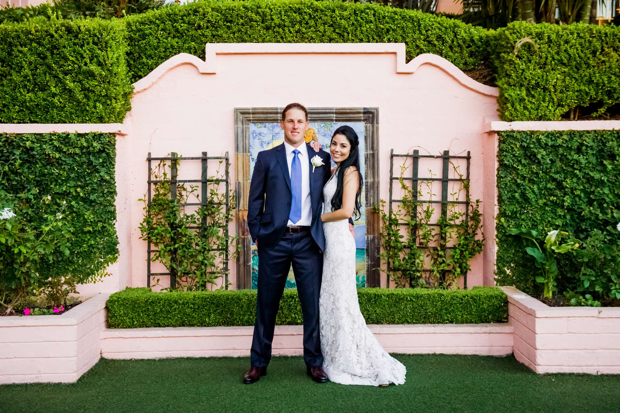 La Valencia Wedding coordinated by First Comes Love Weddings & Events, Lea and Nick Wedding Photo #1 by True Photography