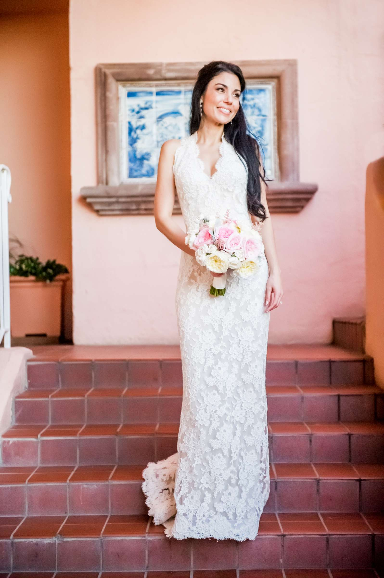 La Valencia Wedding coordinated by First Comes Love Weddings & Events, Lea and Nick Wedding Photo #3 by True Photography