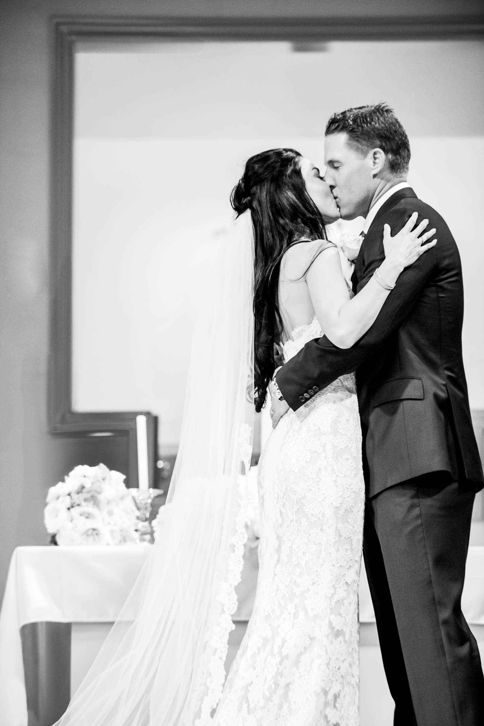 La Valencia Wedding coordinated by First Comes Love Weddings & Events, Lea and Nick Wedding Photo #24 by True Photography