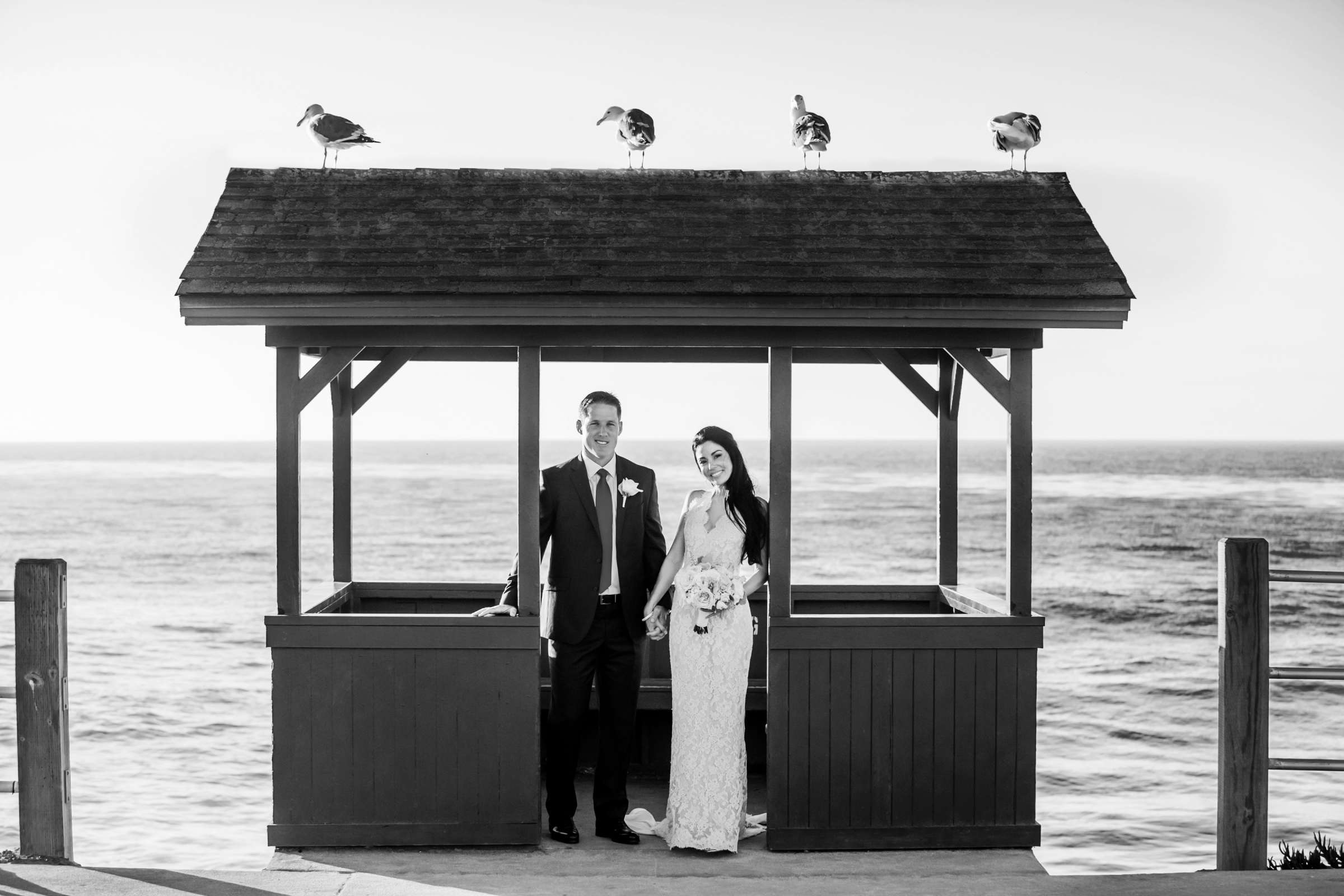 La Valencia Wedding coordinated by First Comes Love Weddings & Events, Lea and Nick Wedding Photo #31 by True Photography