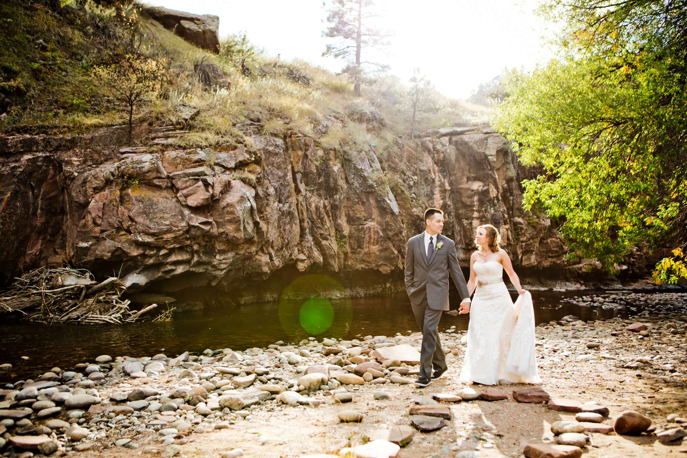 The Lyons Farmette Wedding, Tiffany and J. Travis Wedding Photo #3 by True Photography
