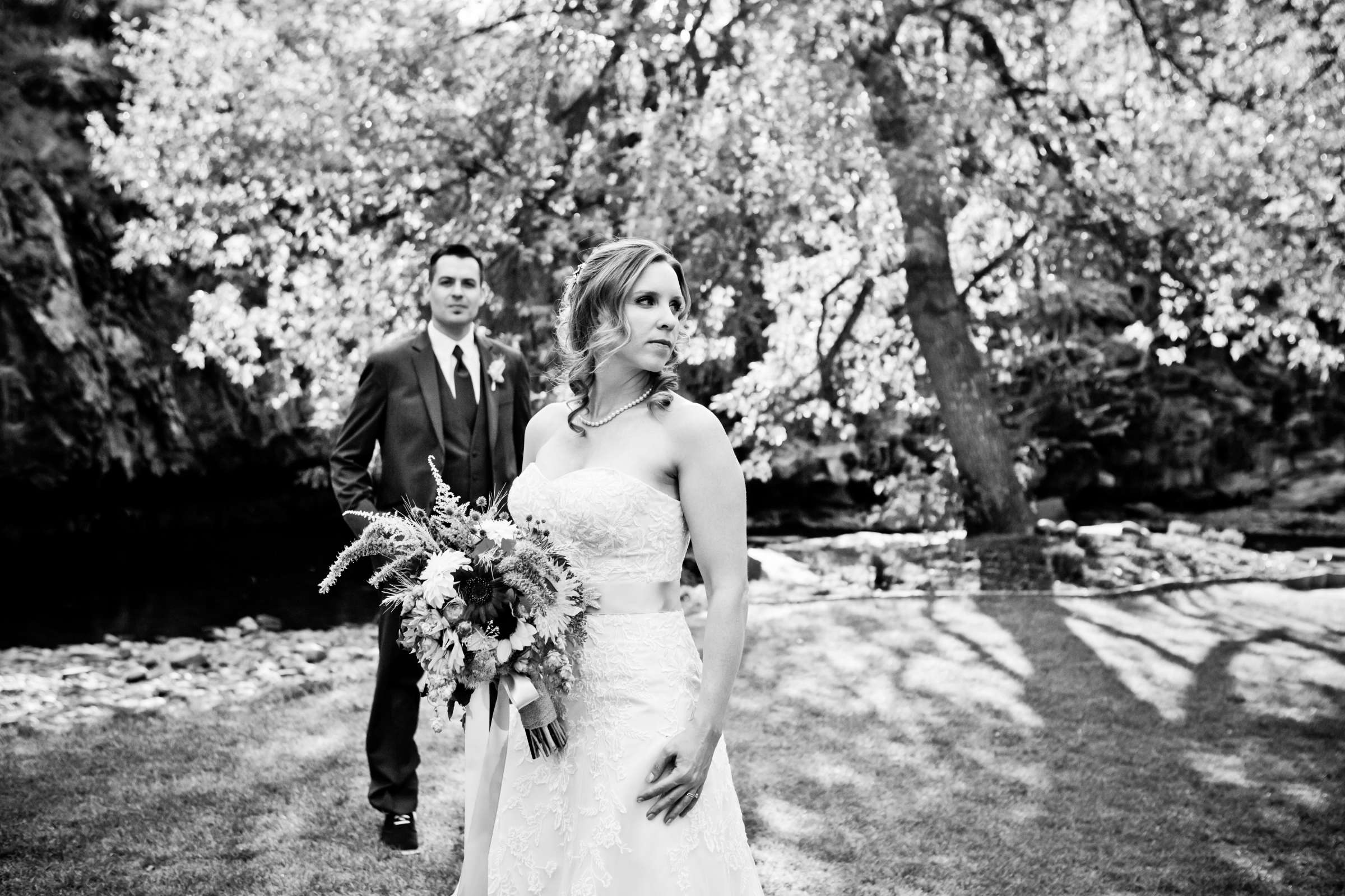 The Lyons Farmette Wedding, Tiffany and J. Travis Wedding Photo #8 by True Photography