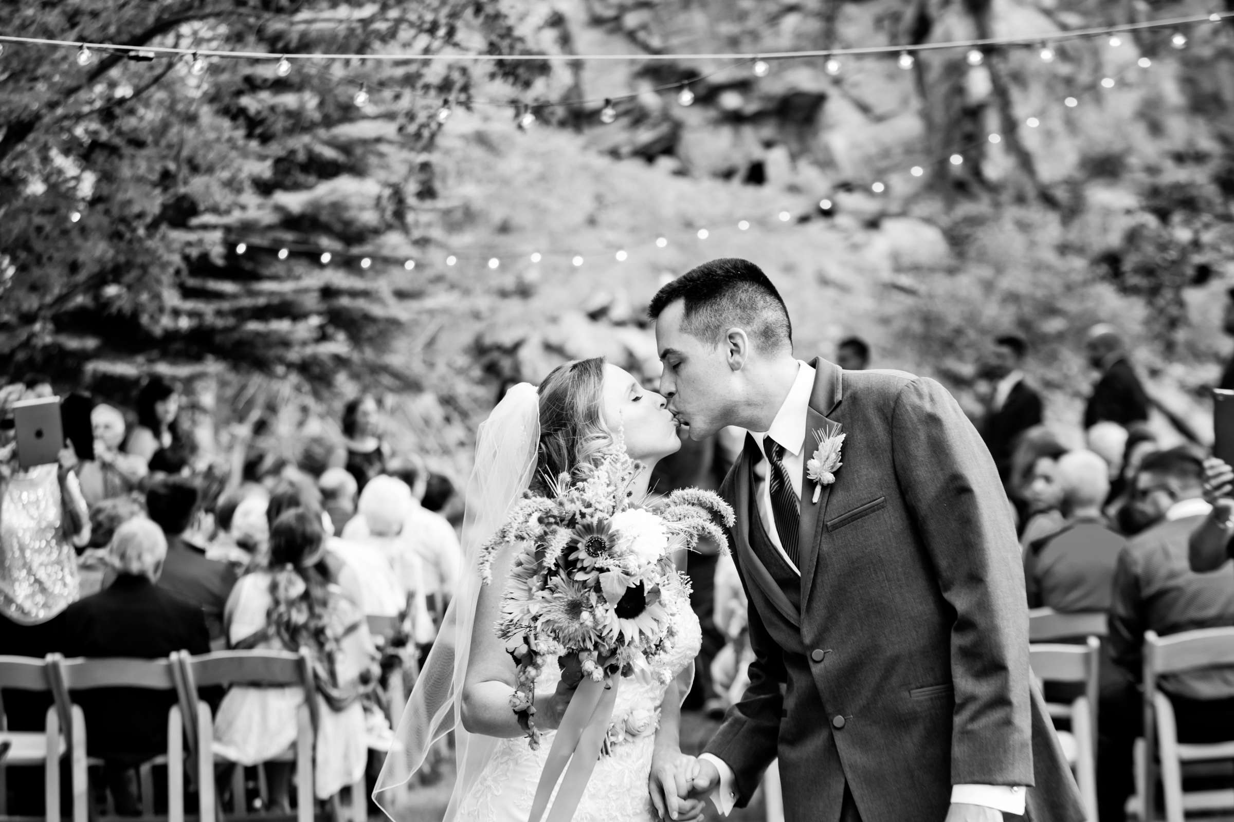 The Lyons Farmette Wedding, Tiffany and J. Travis Wedding Photo #12 by True Photography
