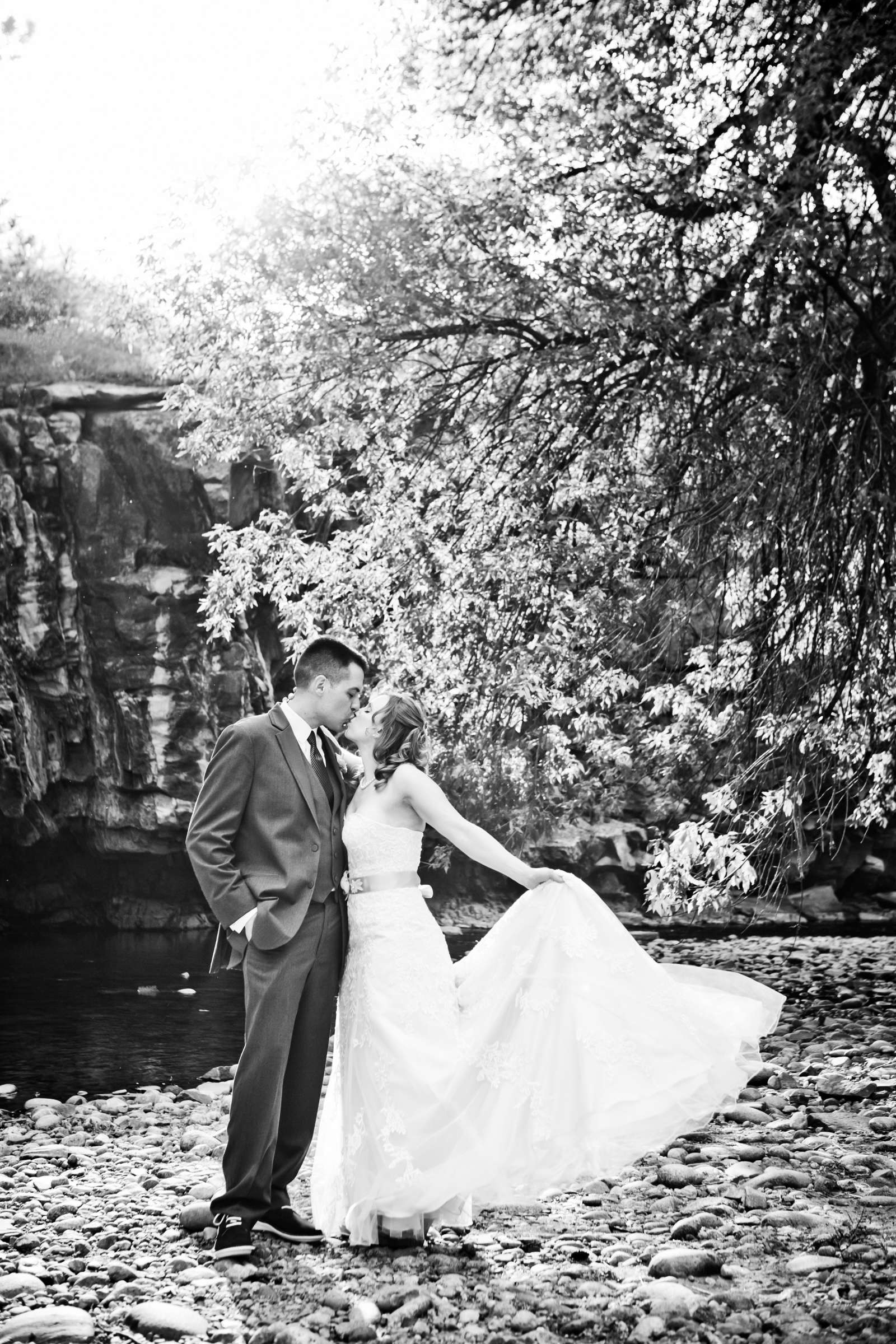 The Lyons Farmette Wedding, Tiffany and J. Travis Wedding Photo #16 by True Photography