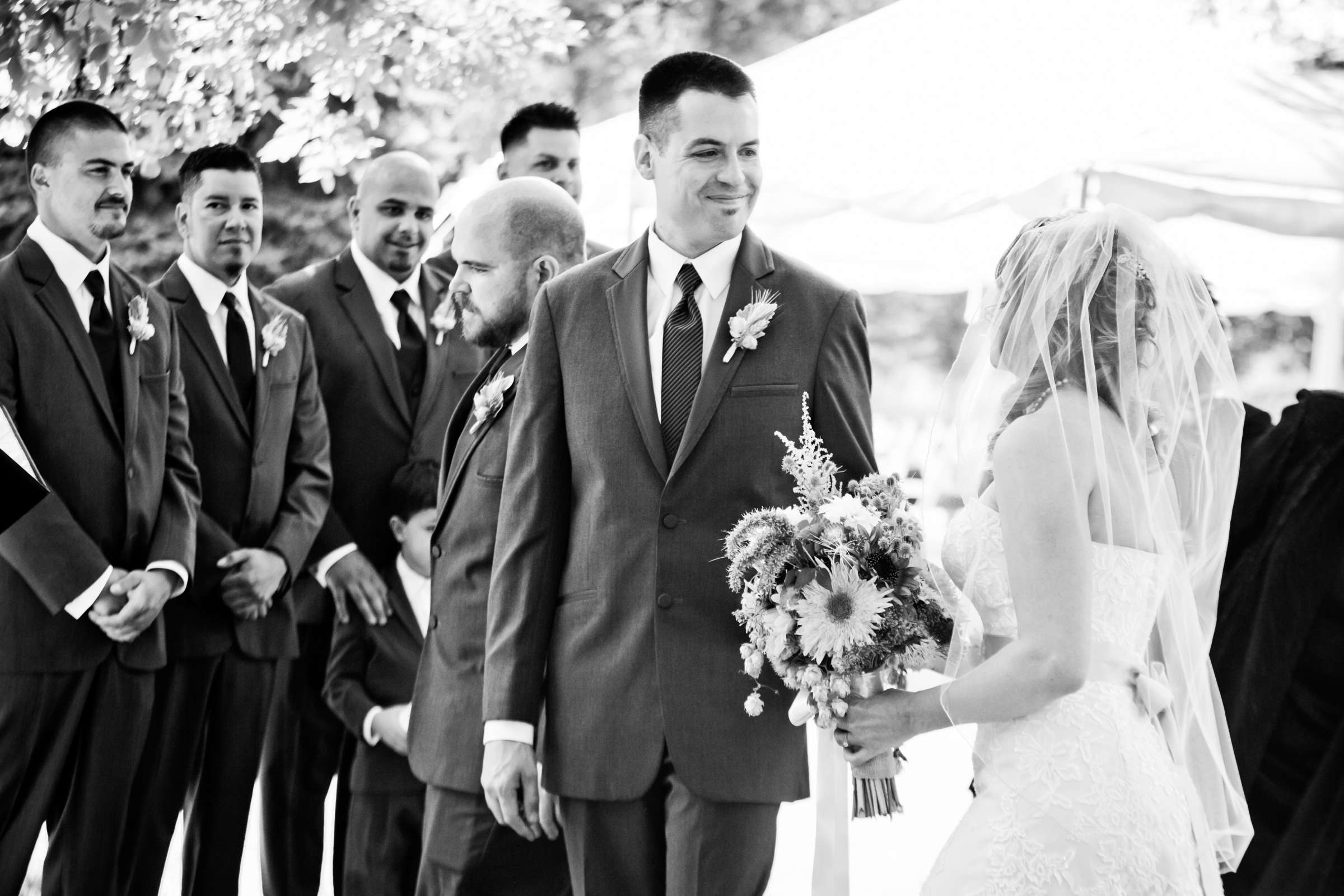 The Lyons Farmette Wedding, Tiffany and J. Travis Wedding Photo #41 by True Photography