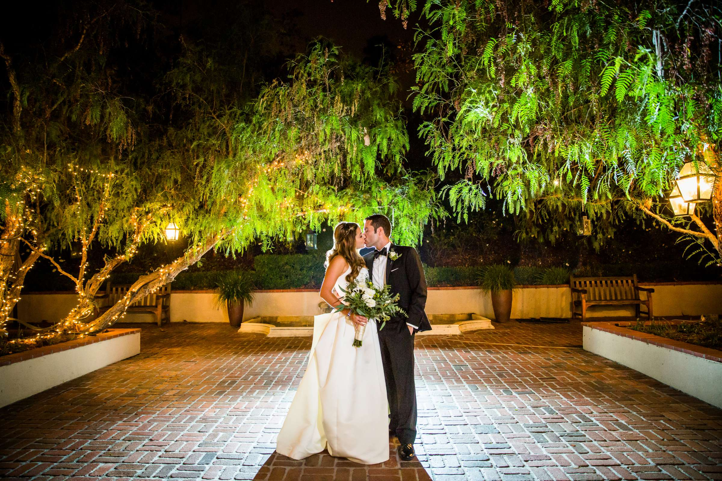 Rancho Bernardo Inn Wedding coordinated by Très Chic Events, Stefania and Nicholas Wedding Photo #1 by True Photography