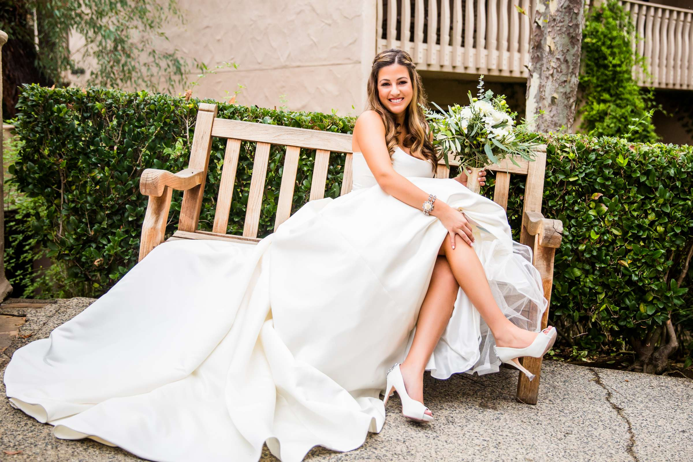 Rancho Bernardo Inn Wedding coordinated by Très Chic Events, Stefania and Nicholas Wedding Photo #4 by True Photography