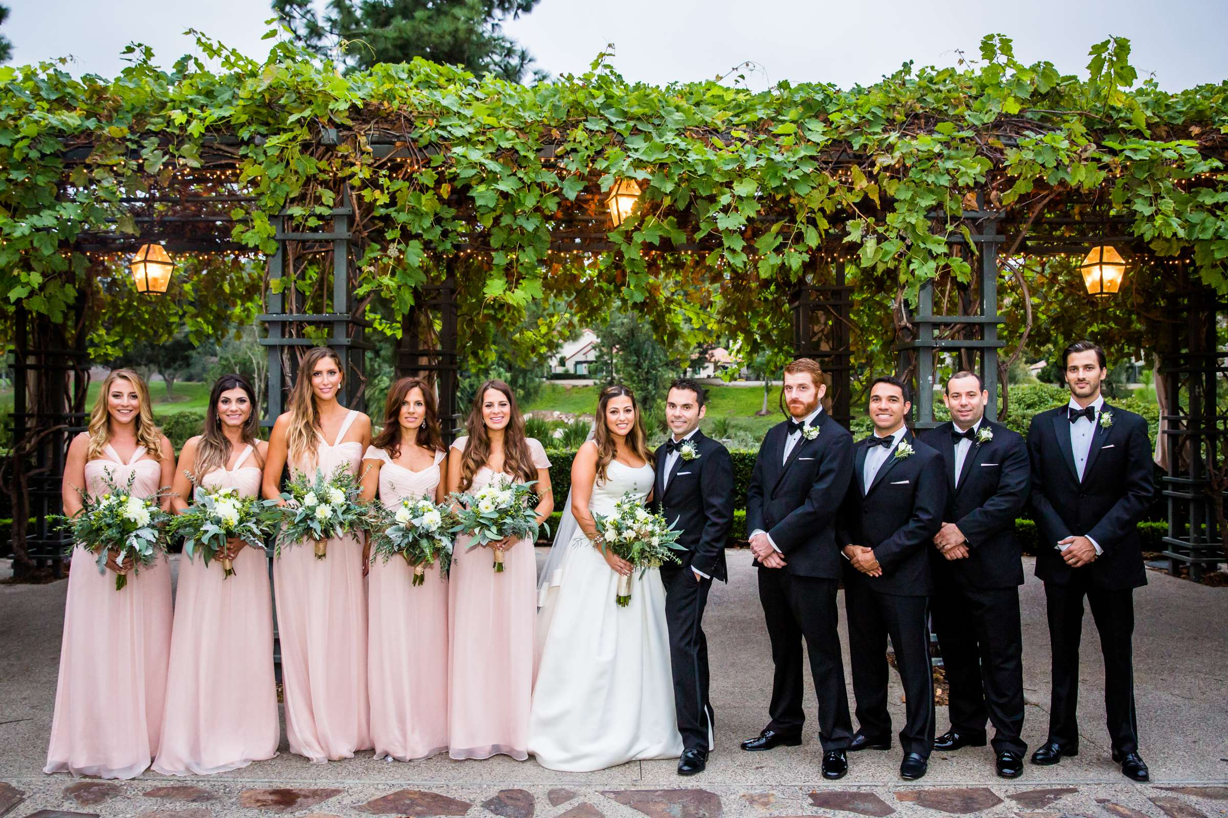 Rancho Bernardo Inn Wedding coordinated by Très Chic Events, Stefania and Nicholas Wedding Photo #6 by True Photography