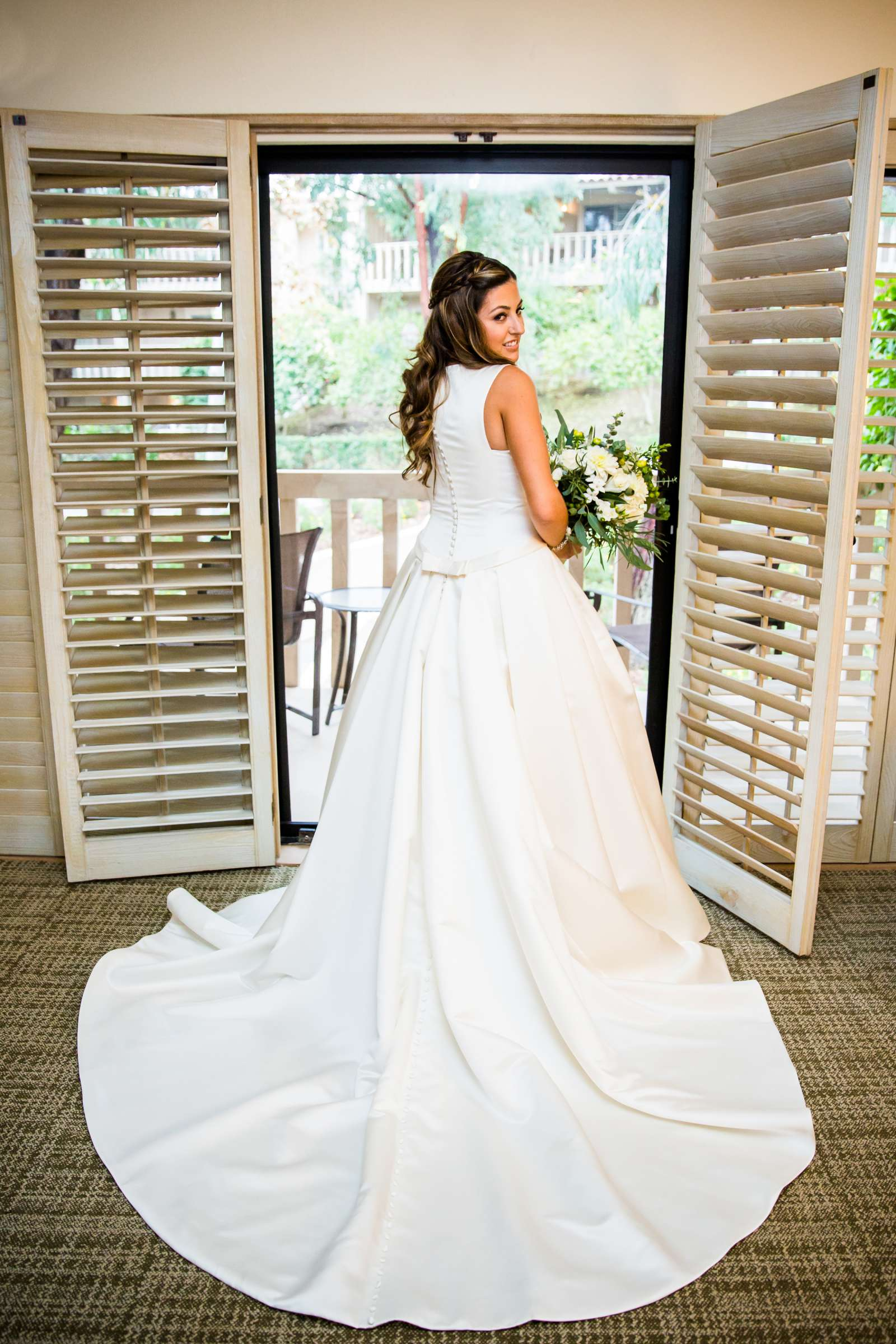 Rancho Bernardo Inn Wedding coordinated by Très Chic Events, Stefania and Nicholas Wedding Photo #24 by True Photography