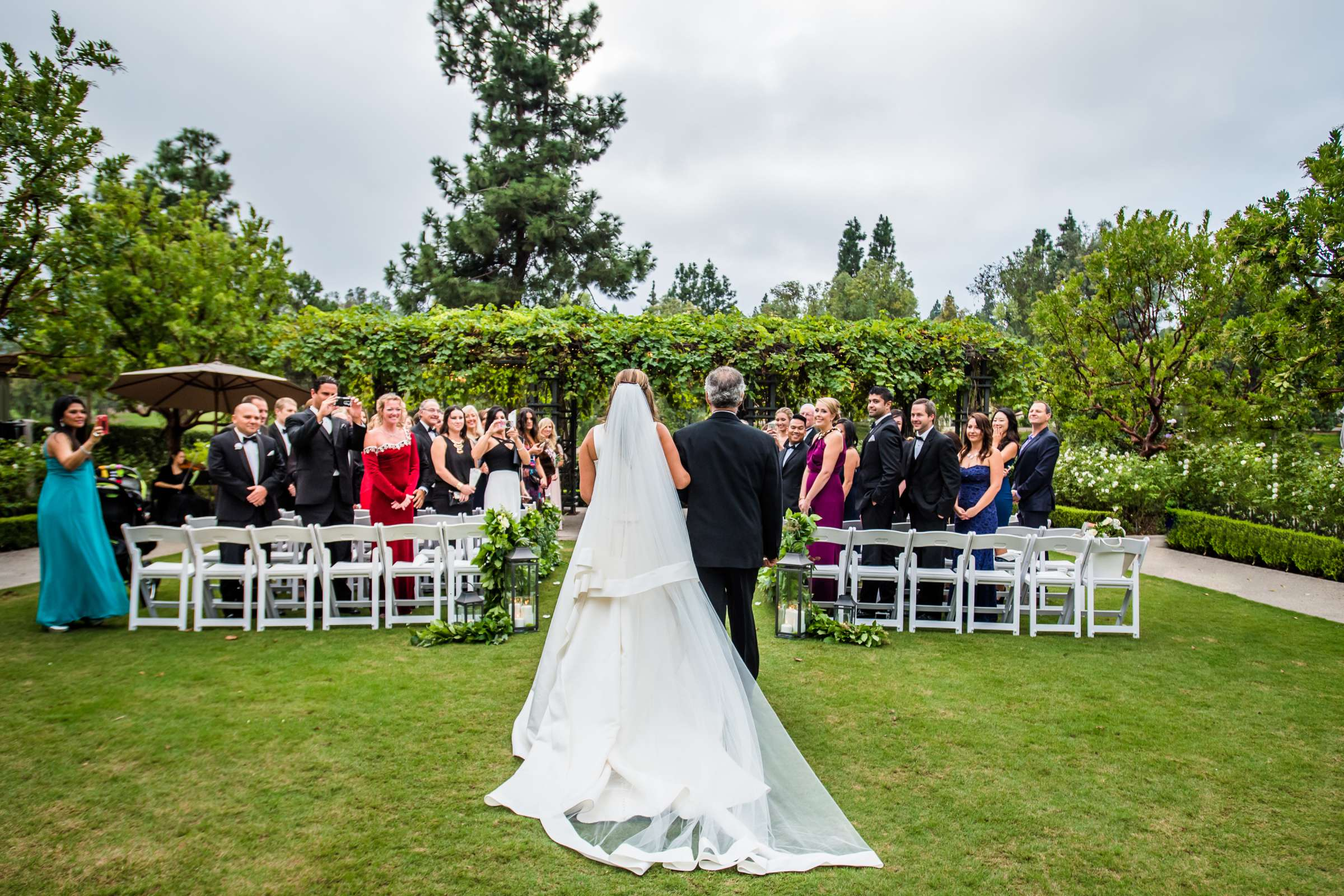 Rancho Bernardo Inn Wedding coordinated by Très Chic Events, Stefania and Nicholas Wedding Photo #36 by True Photography