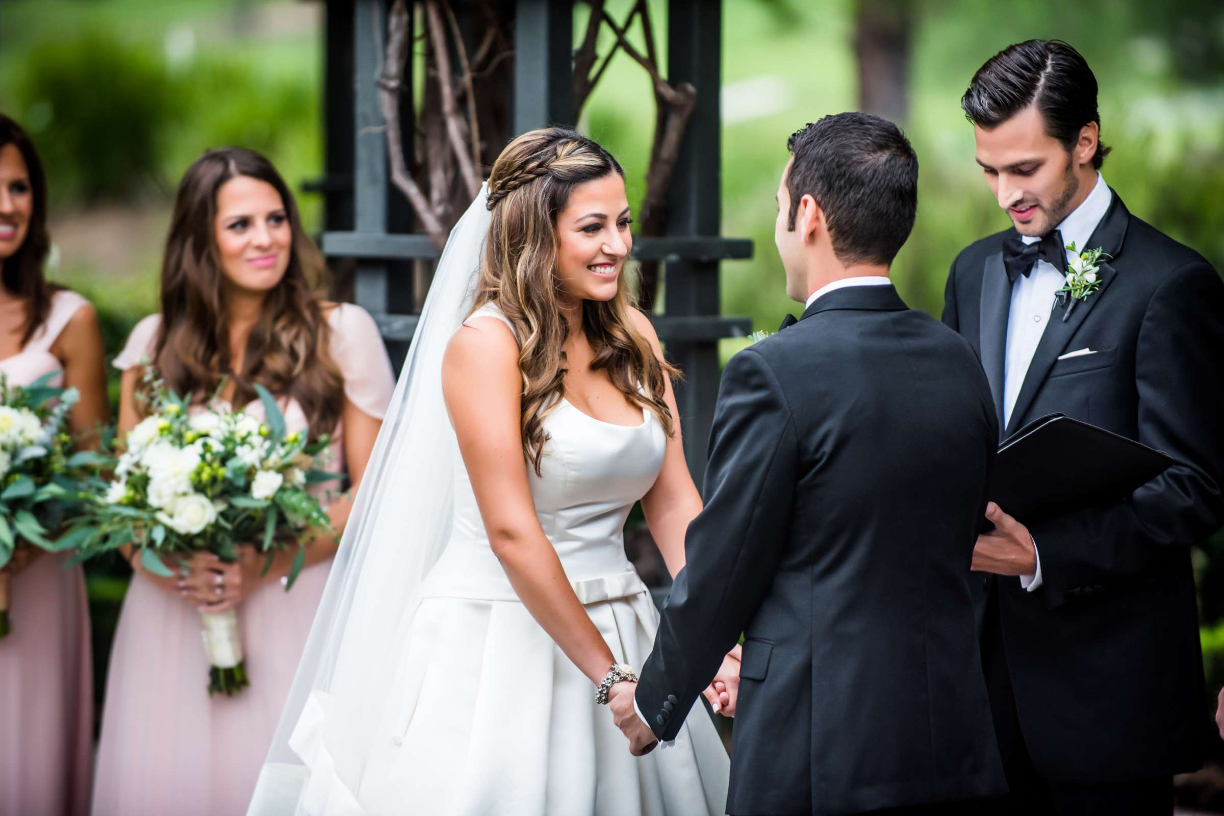 Rancho Bernardo Inn Wedding coordinated by Très Chic Events, Stefania and Nicholas Wedding Photo #38 by True Photography