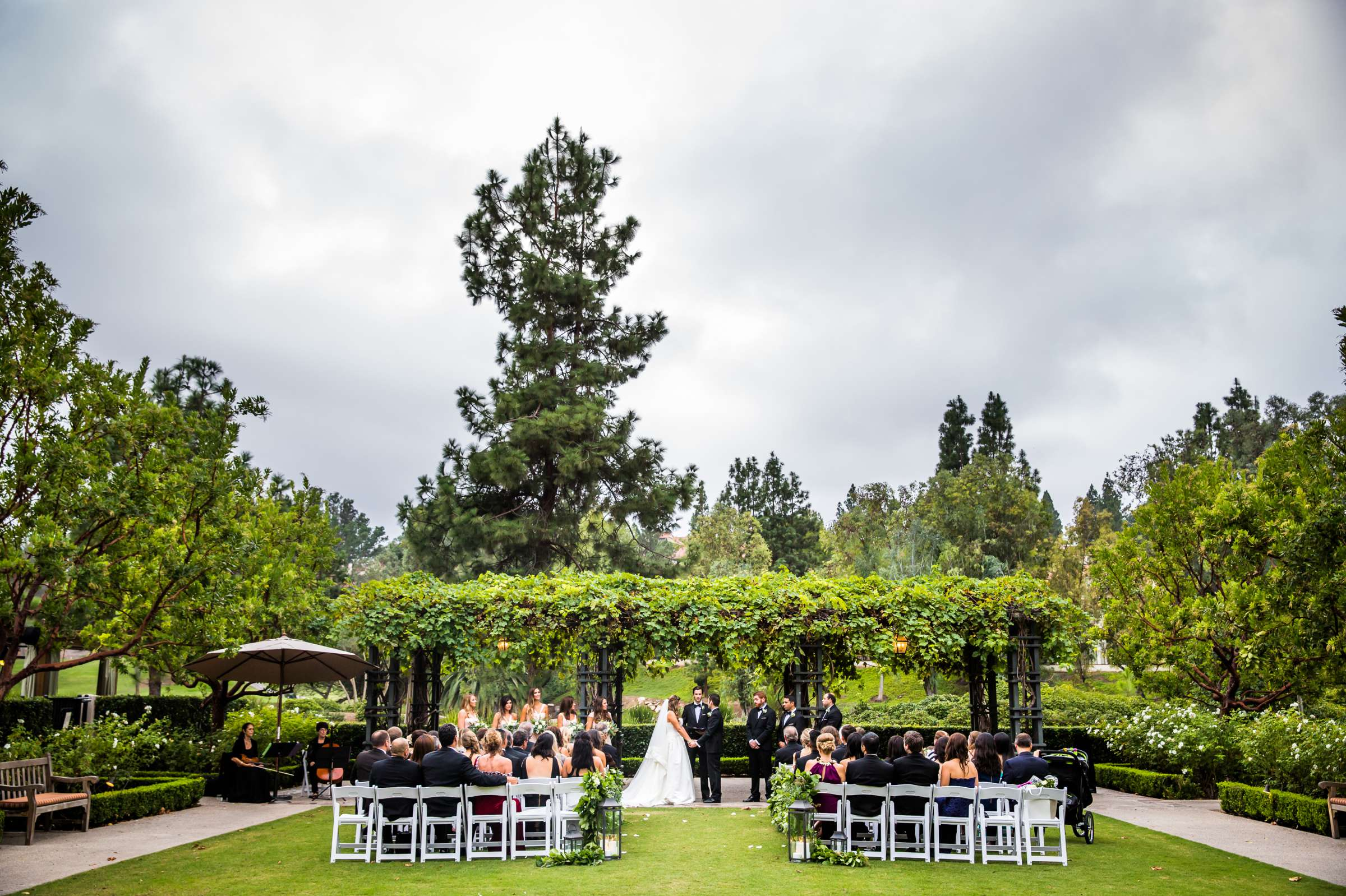 Rancho Bernardo Inn Wedding coordinated by Très Chic Events, Stefania and Nicholas Wedding Photo #42 by True Photography