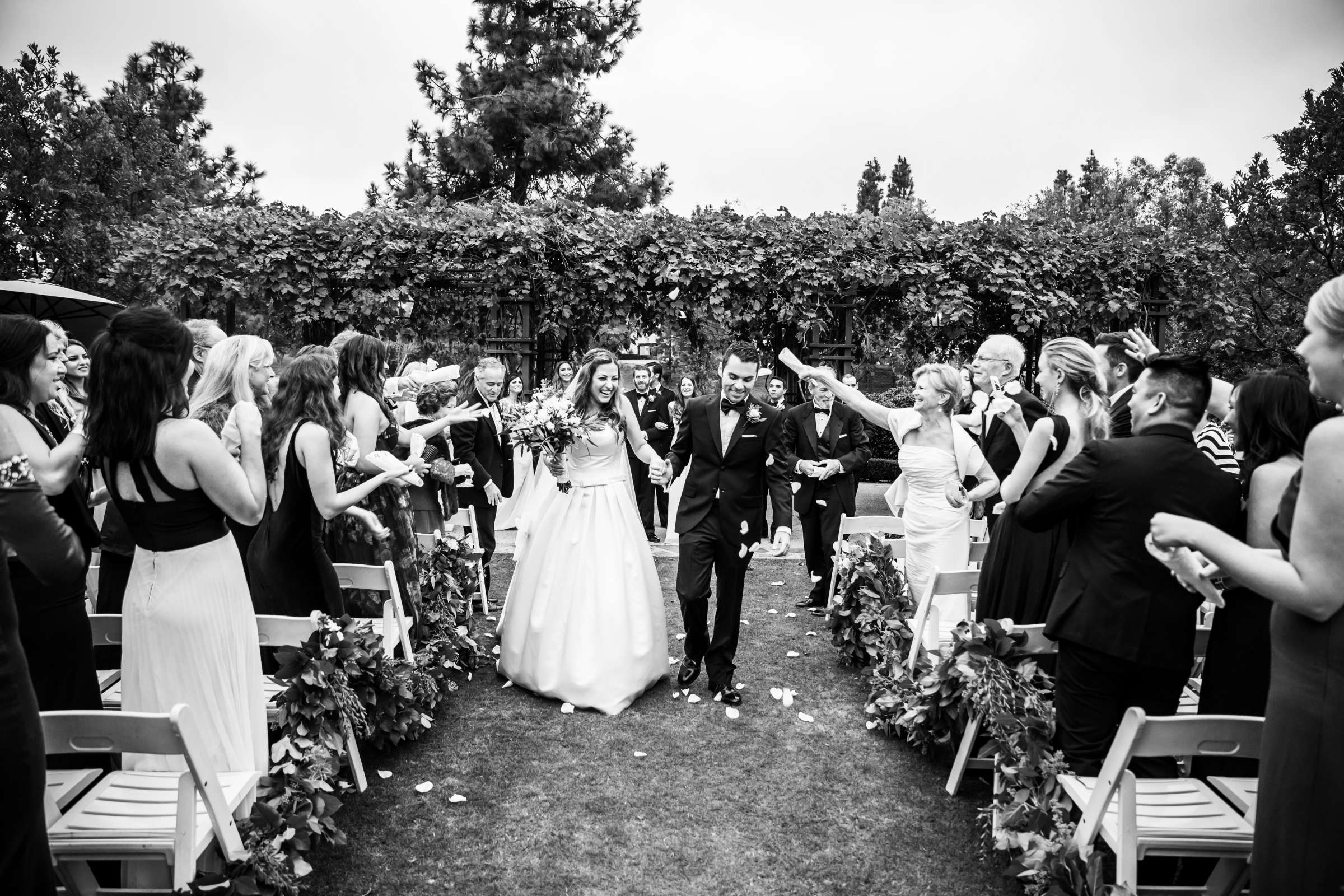 Rancho Bernardo Inn Wedding coordinated by Très Chic Events, Stefania and Nicholas Wedding Photo #50 by True Photography