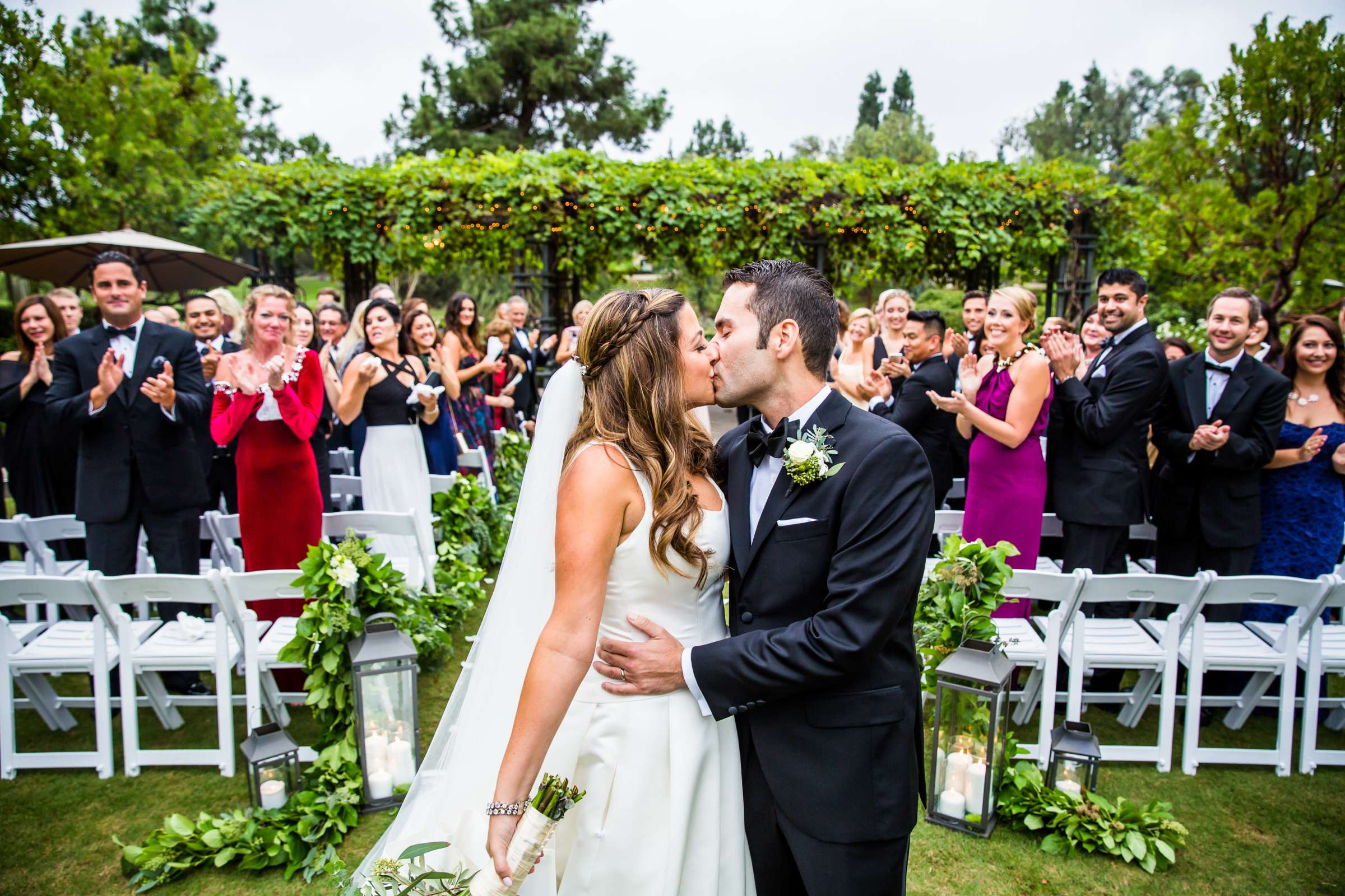 Rancho Bernardo Inn Wedding coordinated by Très Chic Events, Stefania and Nicholas Wedding Photo #51 by True Photography