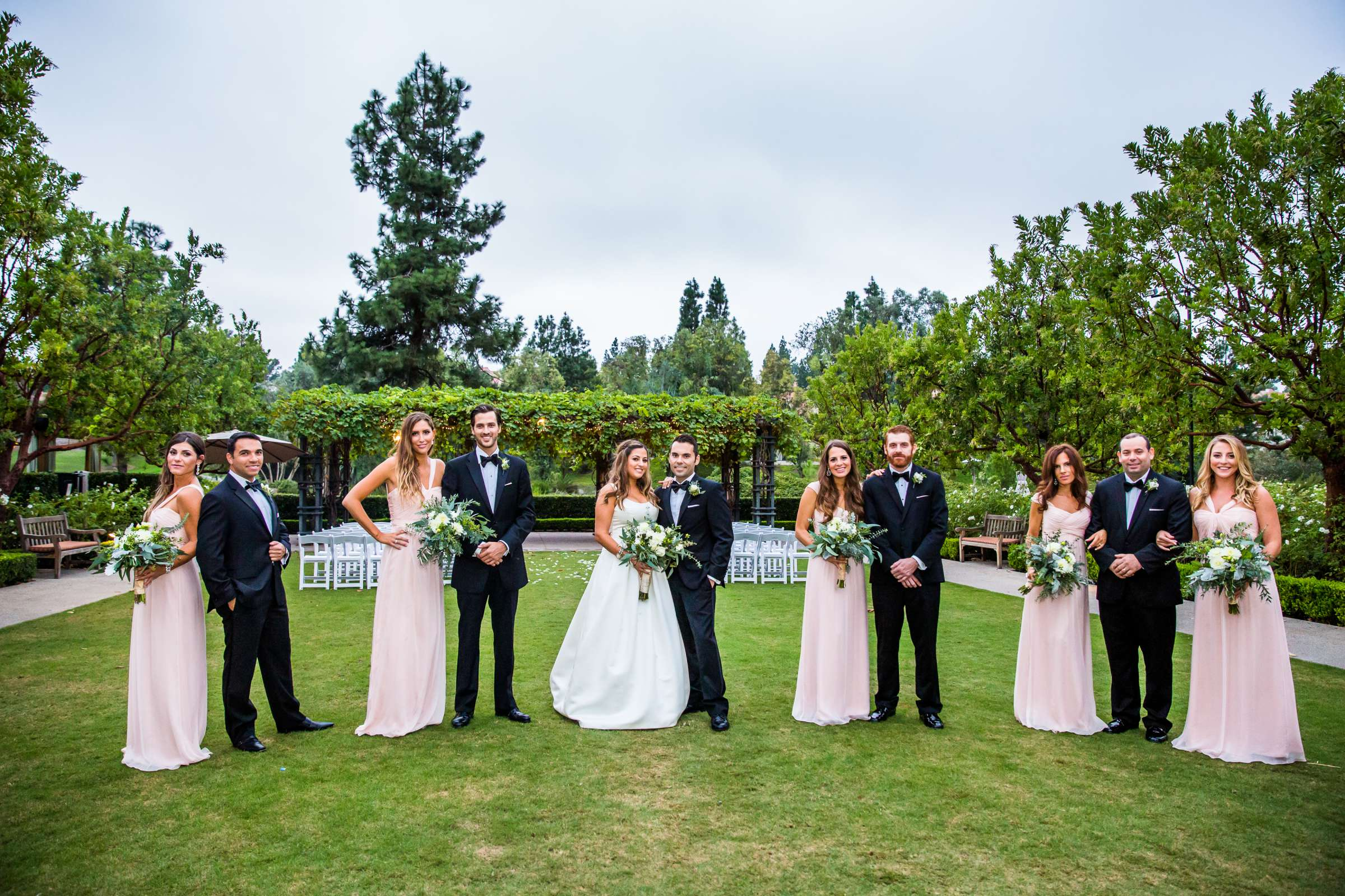 Rancho Bernardo Inn Wedding coordinated by Très Chic Events, Stefania and Nicholas Wedding Photo #54 by True Photography