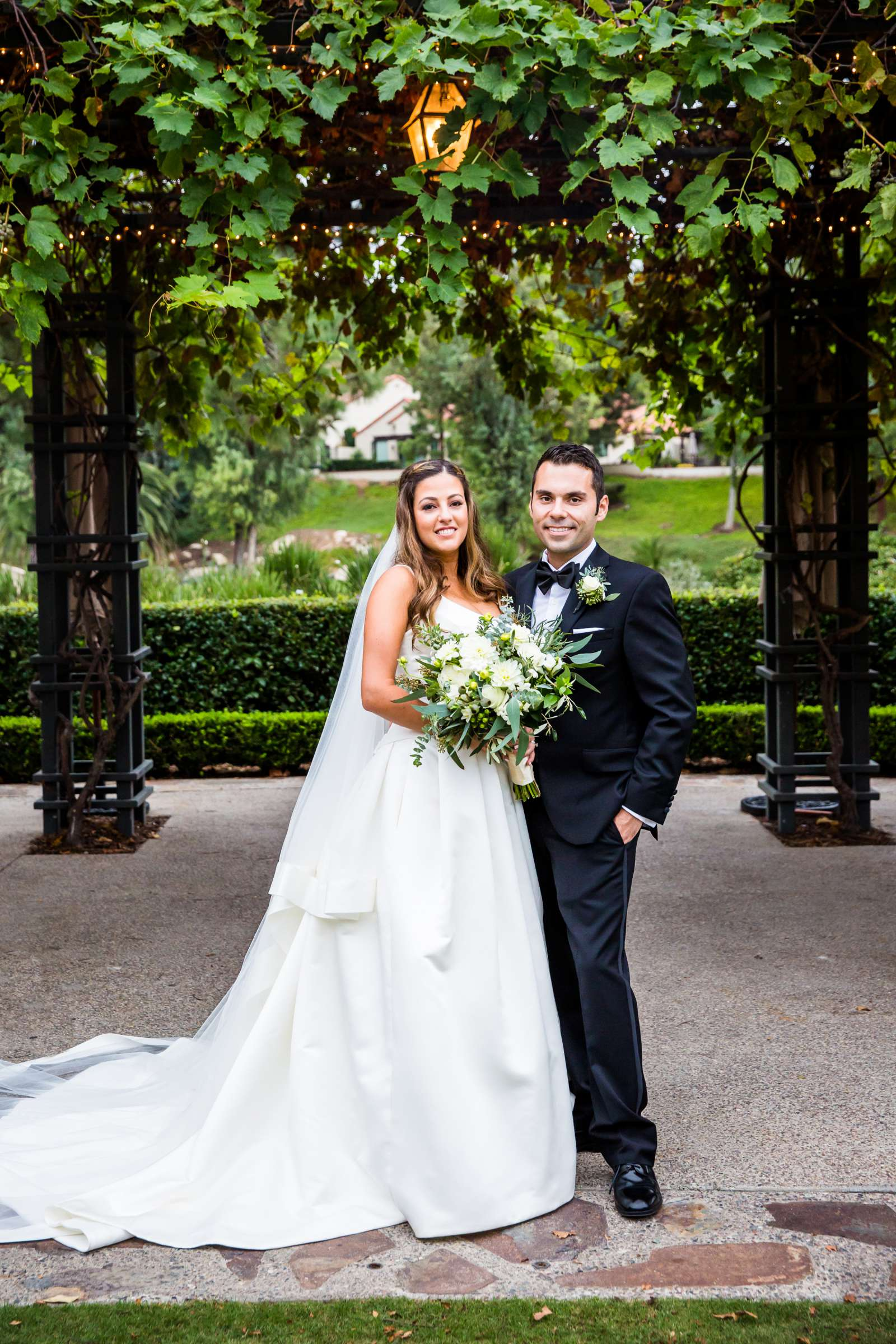 Rancho Bernardo Inn Wedding coordinated by Très Chic Events, Stefania and Nicholas Wedding Photo #55 by True Photography