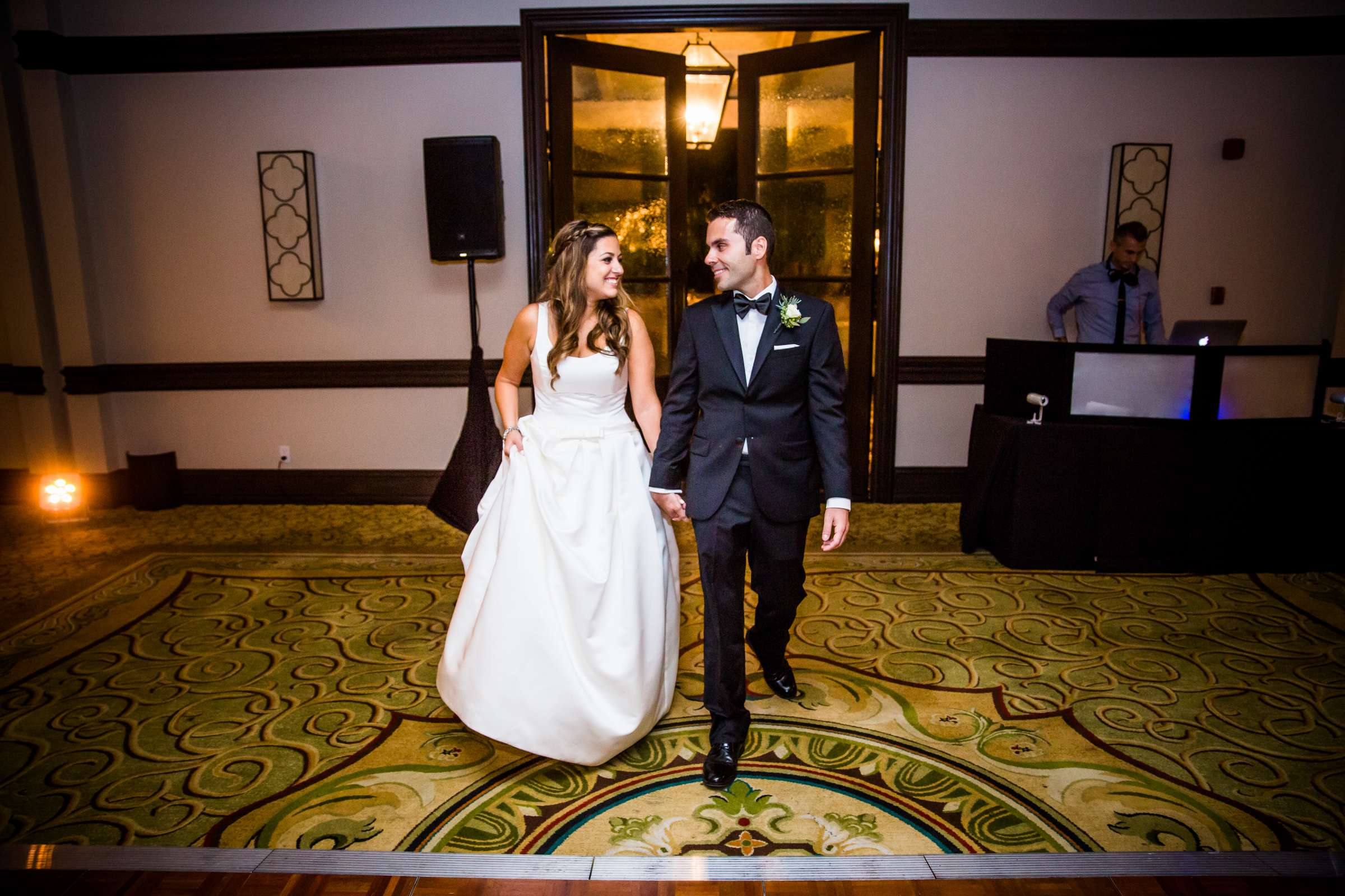 Rancho Bernardo Inn Wedding coordinated by Très Chic Events, Stefania and Nicholas Wedding Photo #57 by True Photography