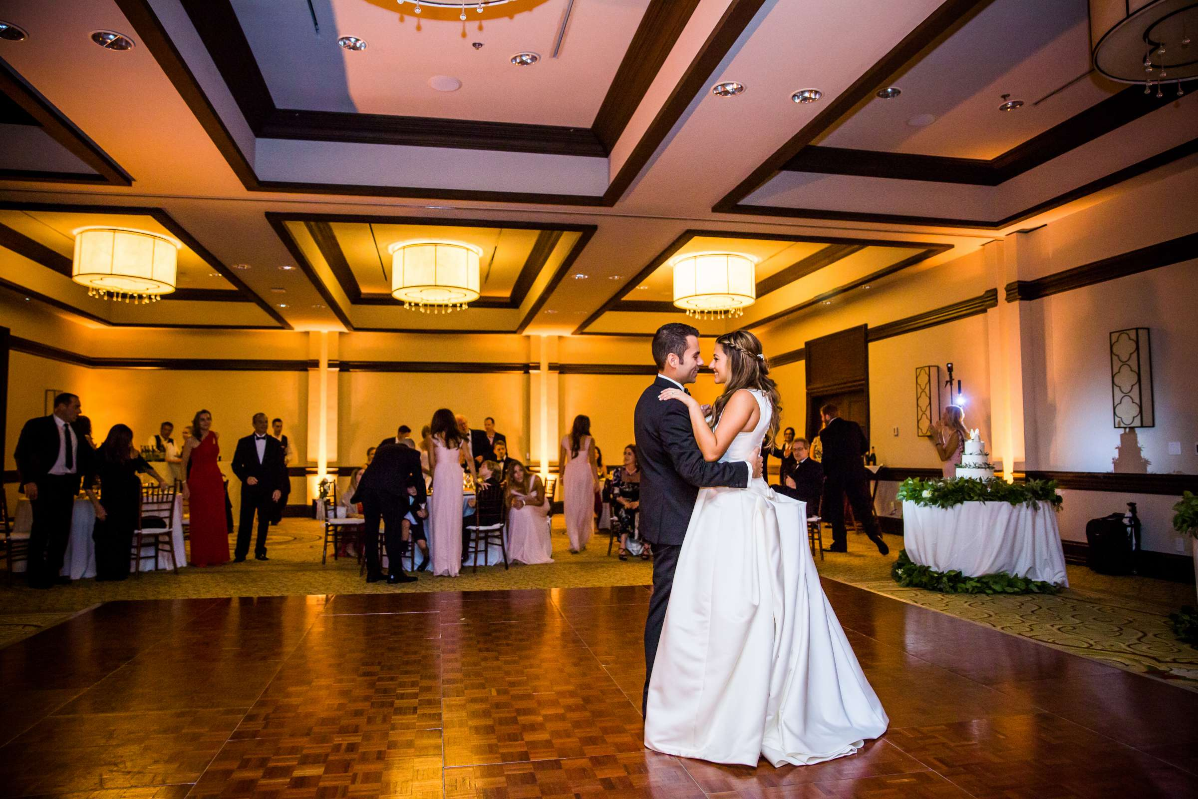 Rancho Bernardo Inn Wedding coordinated by Très Chic Events, Stefania and Nicholas Wedding Photo #58 by True Photography