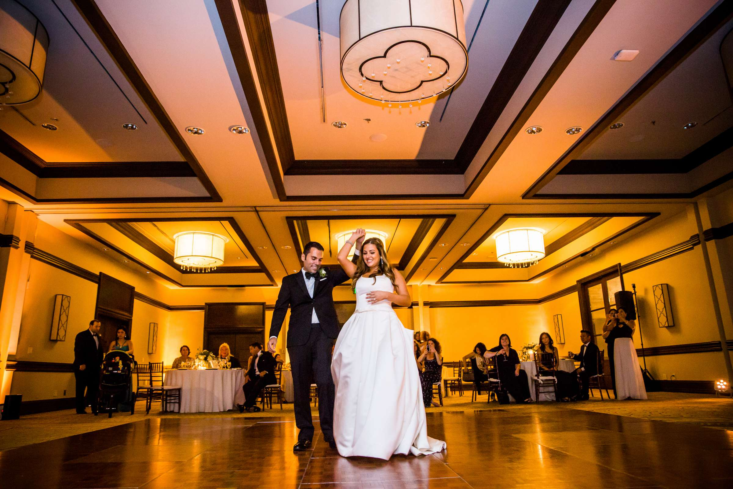 Rancho Bernardo Inn Wedding coordinated by Très Chic Events, Stefania and Nicholas Wedding Photo #62 by True Photography