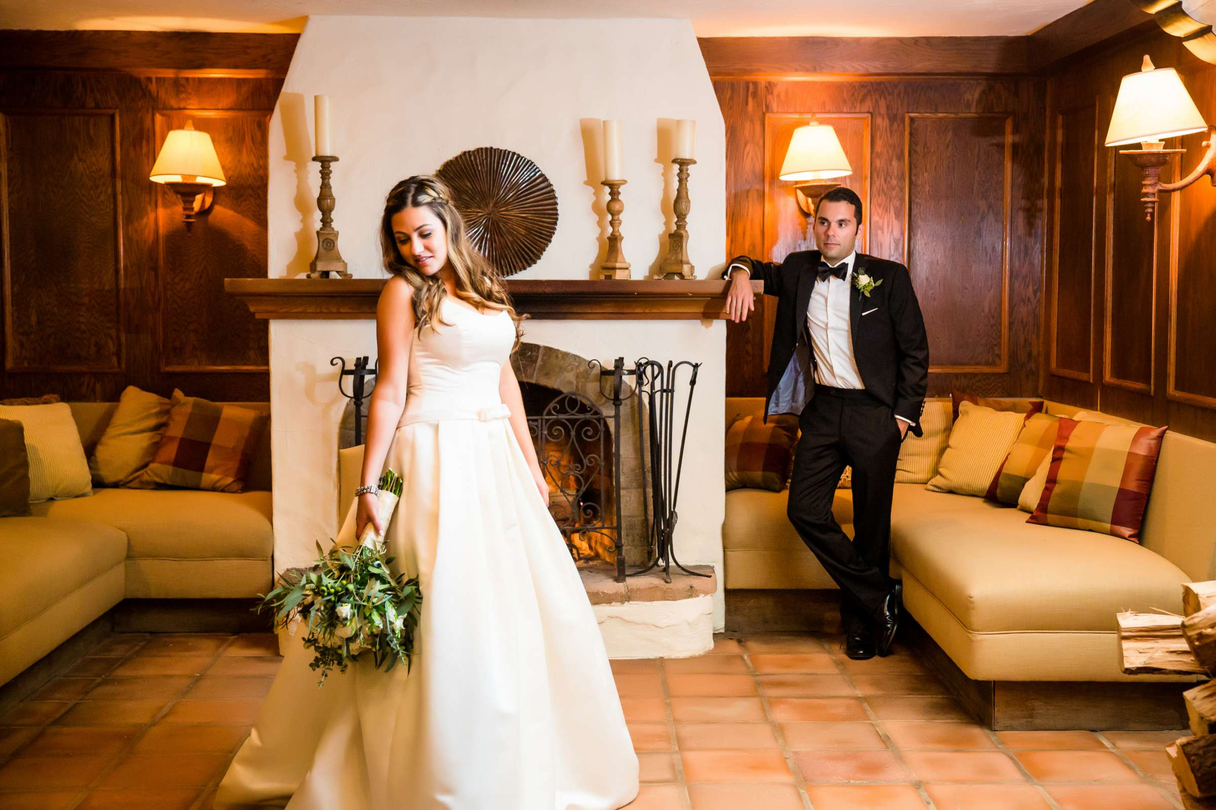 Rancho Bernardo Inn Wedding coordinated by Très Chic Events, Stefania and Nicholas Wedding Photo #65 by True Photography
