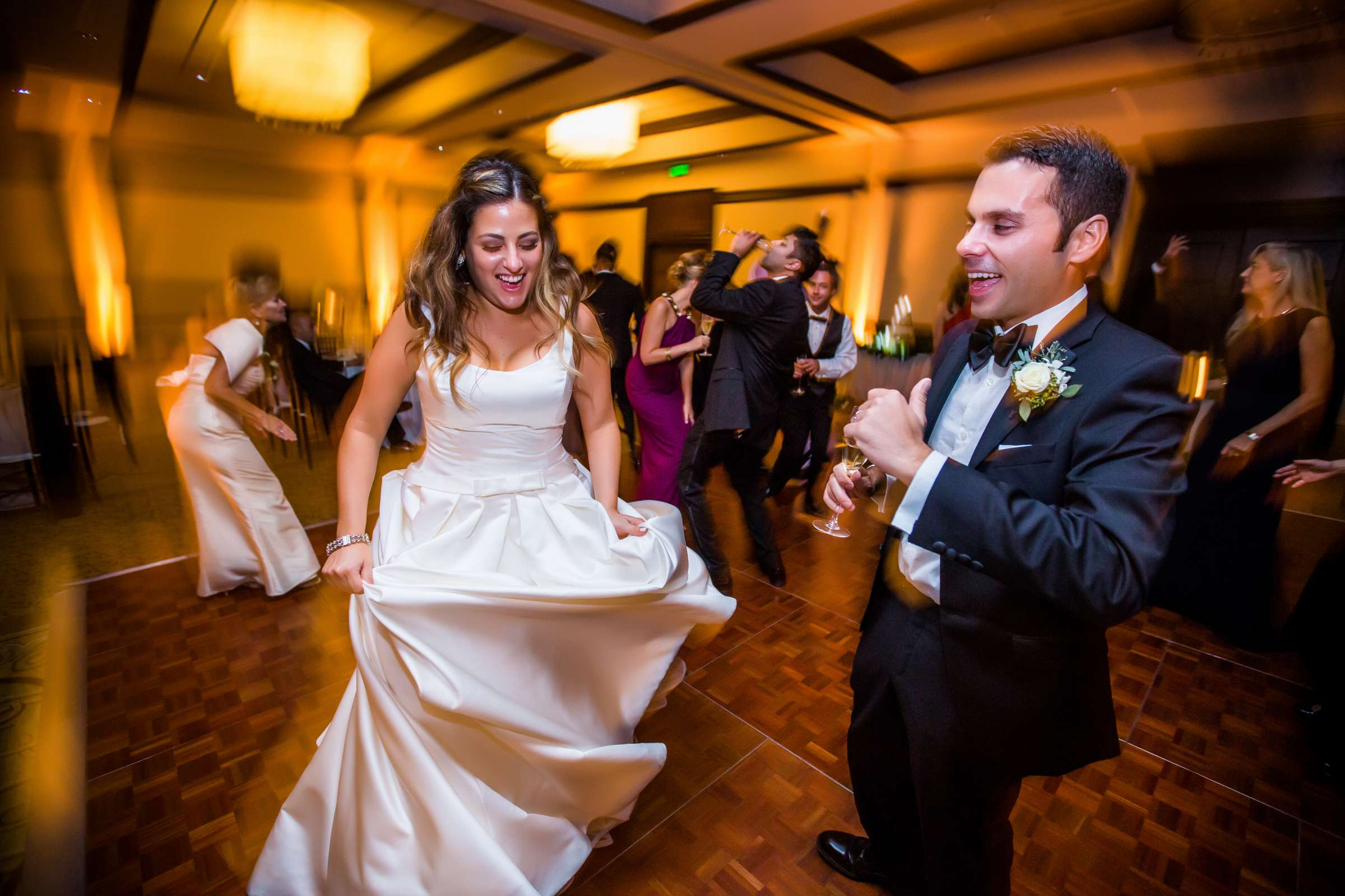 Rancho Bernardo Inn Wedding coordinated by Très Chic Events, Stefania and Nicholas Wedding Photo #81 by True Photography