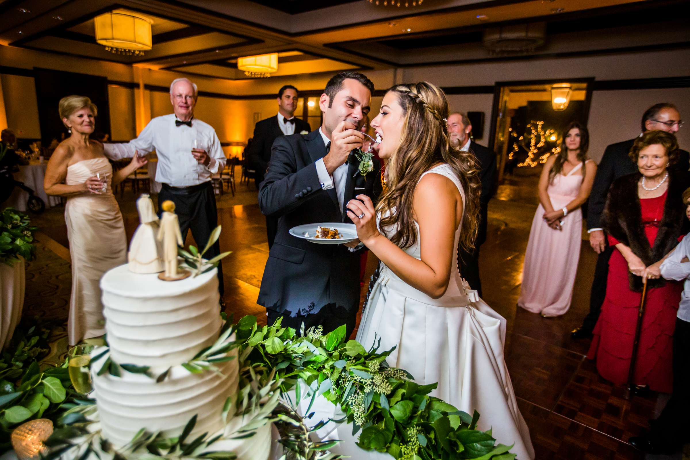 Rancho Bernardo Inn Wedding coordinated by Très Chic Events, Stefania and Nicholas Wedding Photo #85 by True Photography