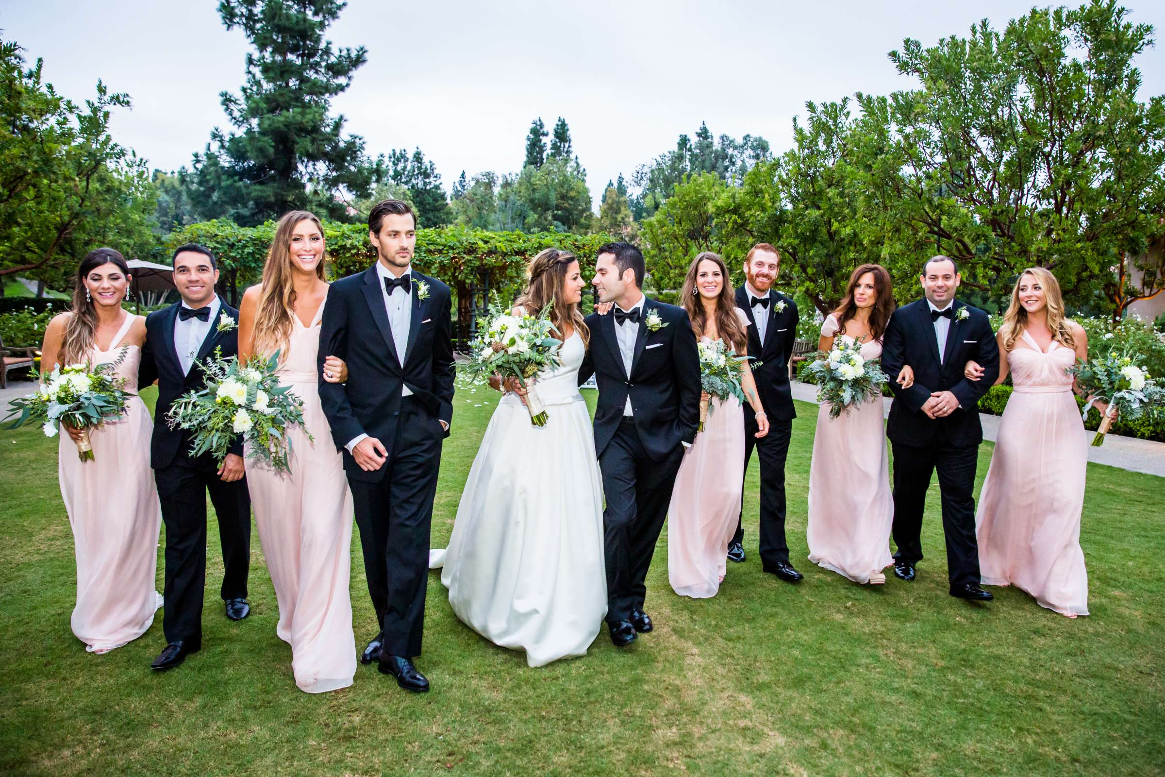 Rancho Bernardo Inn Wedding coordinated by Très Chic Events, Stefania and Nicholas Wedding Photo #91 by True Photography