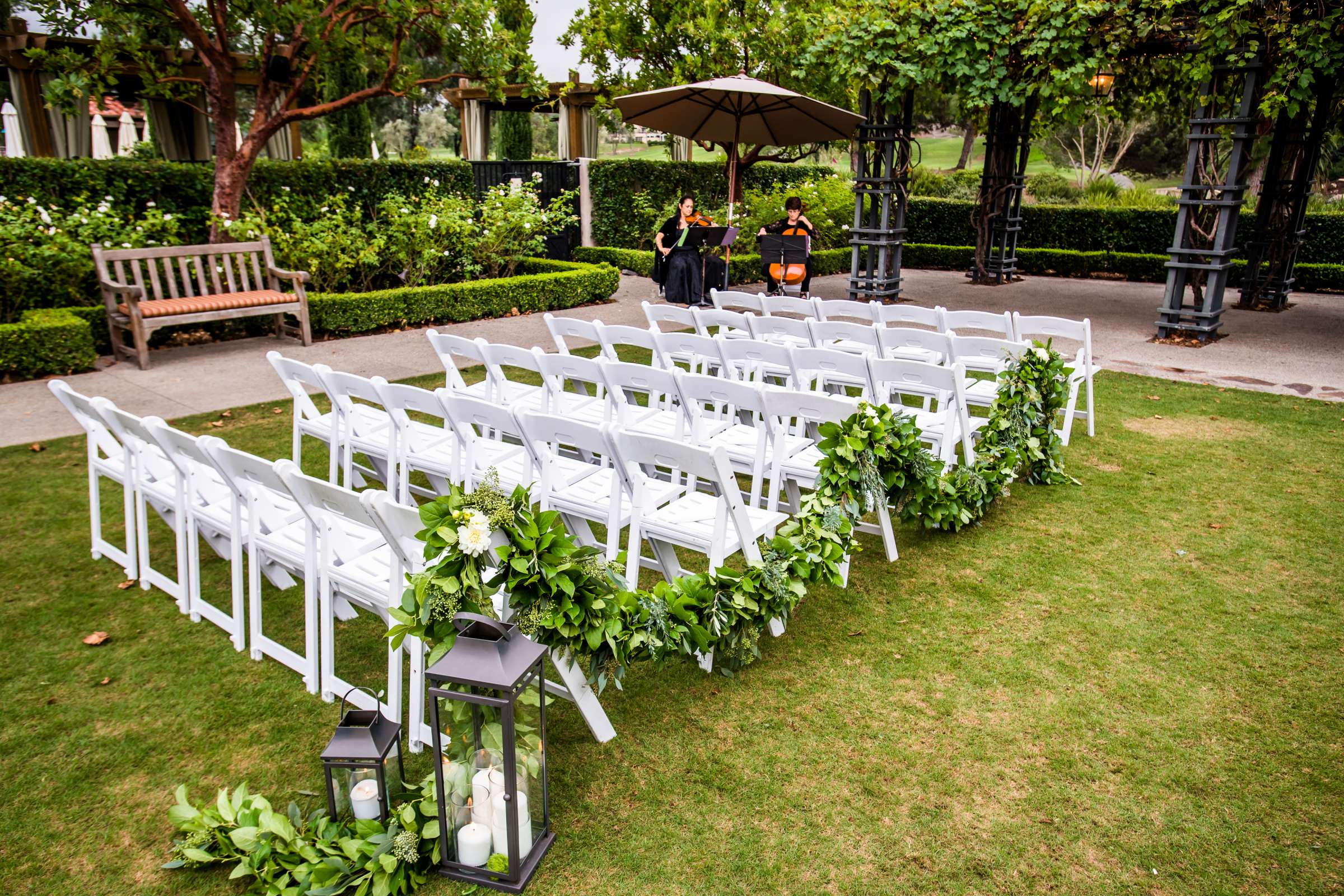 Rancho Bernardo Inn Wedding coordinated by Très Chic Events, Stefania and Nicholas Wedding Photo #95 by True Photography