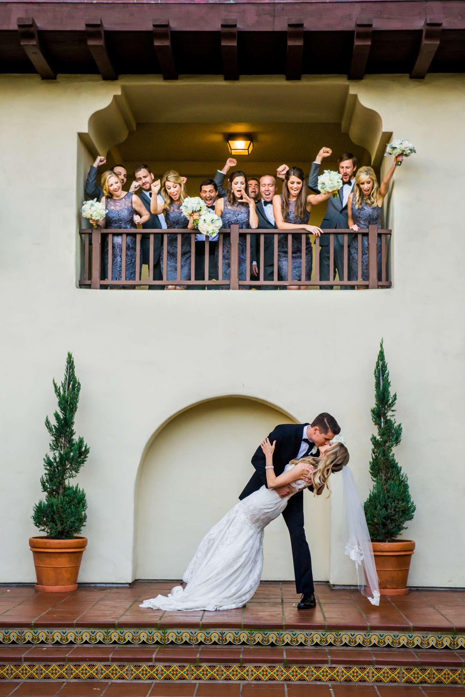 Estancia Wedding coordinated by Sweet Blossom Weddings, Erin and Shaeffer Wedding Photo #24 by True Photography
