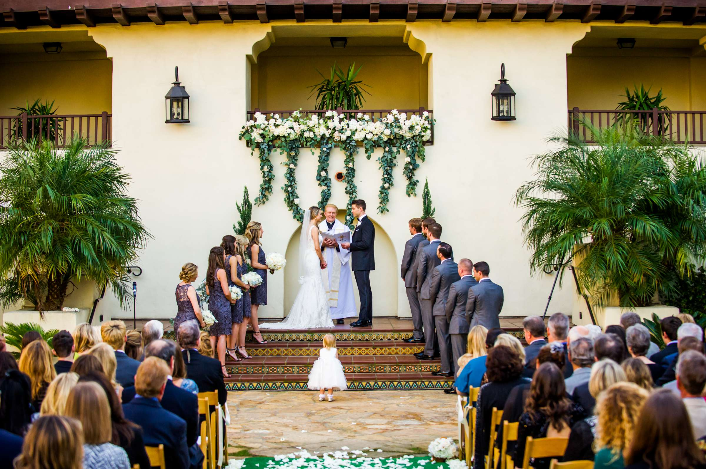 Estancia Wedding coordinated by Sweet Blossom Weddings, Erin and Shaeffer Wedding Photo #57 by True Photography