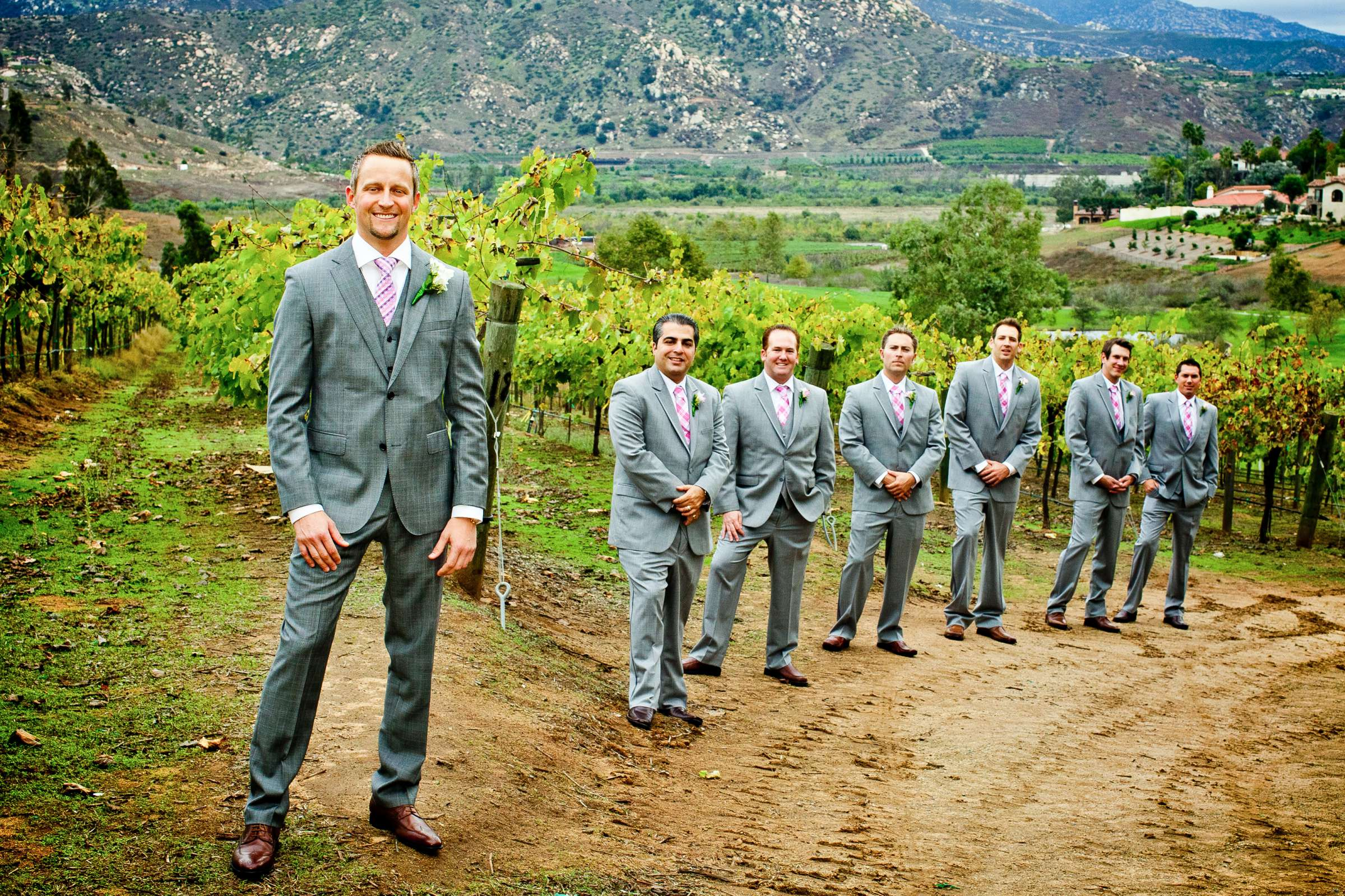 Orfila Vineyards Wedding, Mindy and Bryan Wedding Photo #16 by True Photography