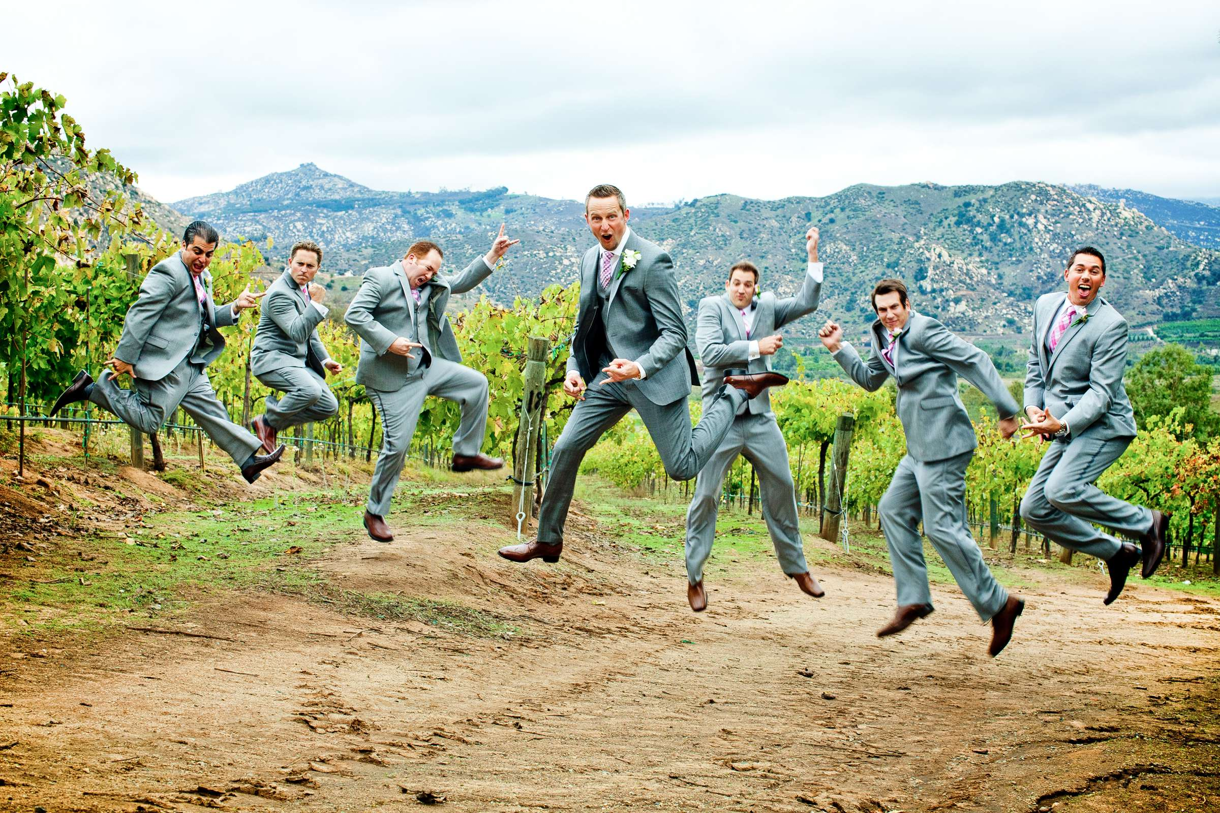 Orfila Vineyards Wedding, Mindy and Bryan Wedding Photo #17 by True Photography