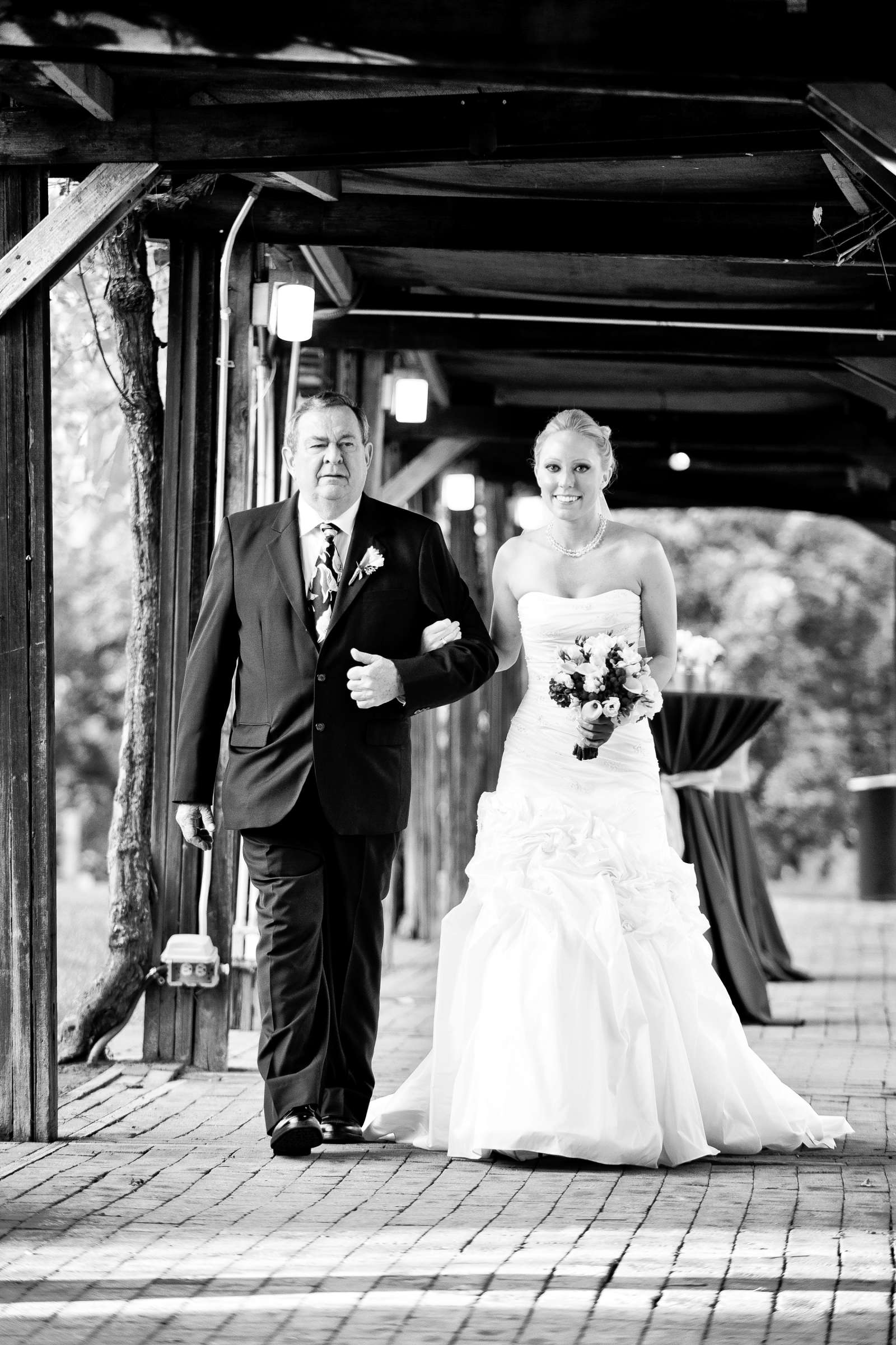 Orfila Vineyards Wedding, Mindy and Bryan Wedding Photo #23 by True Photography