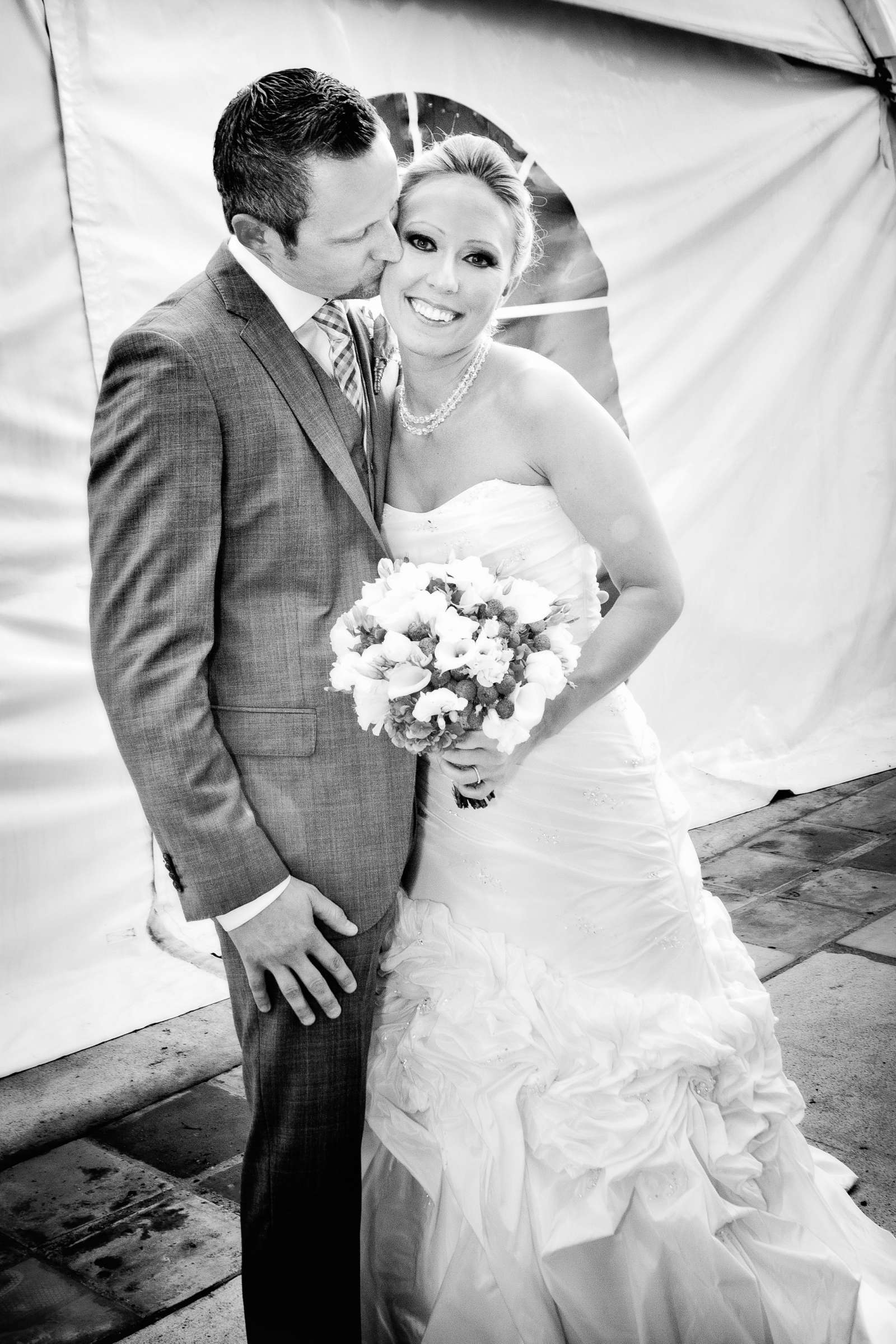 Orfila Vineyards Wedding, Mindy and Bryan Wedding Photo #28 by True Photography