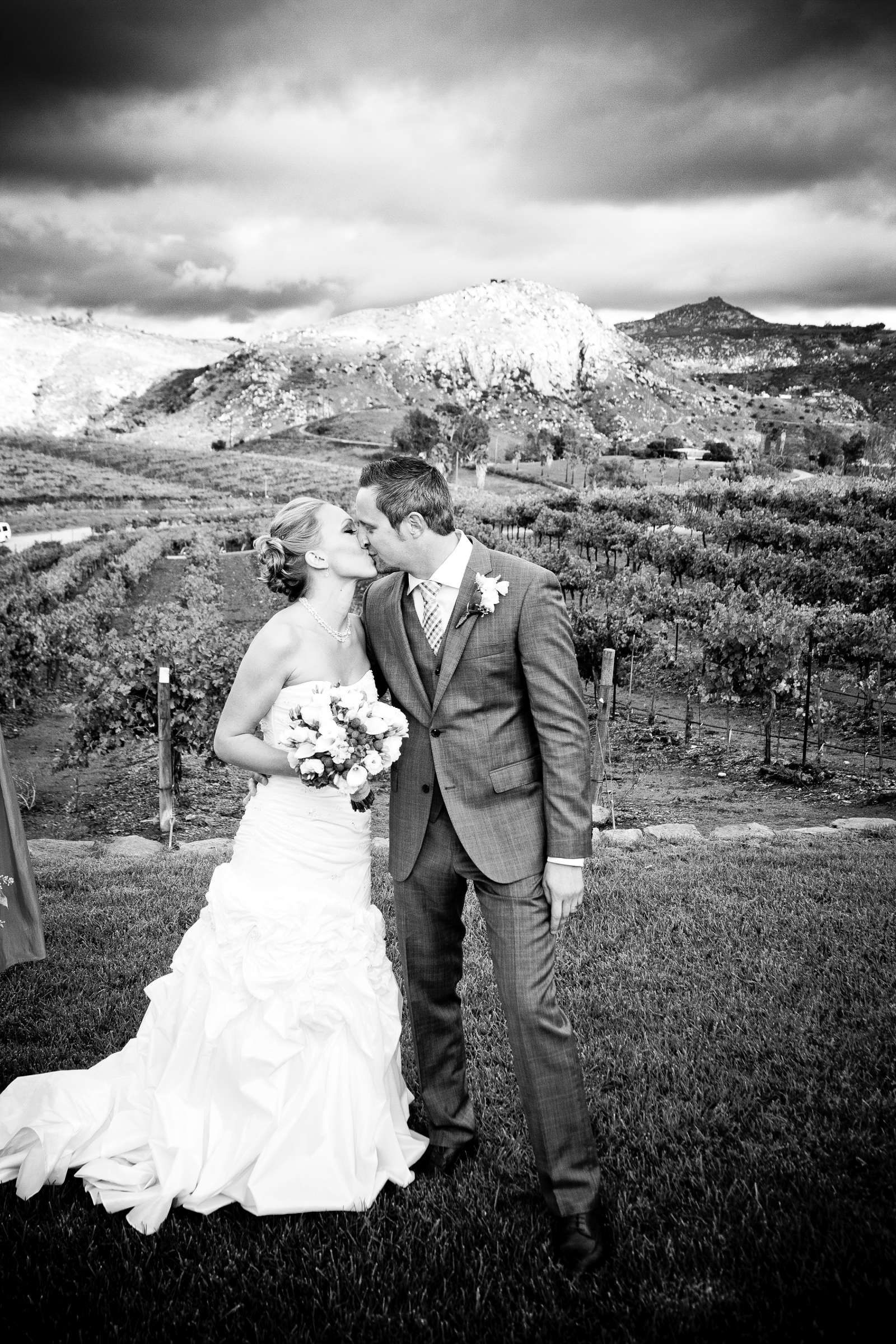 Orfila Vineyards Wedding, Mindy and Bryan Wedding Photo #29 by True Photography