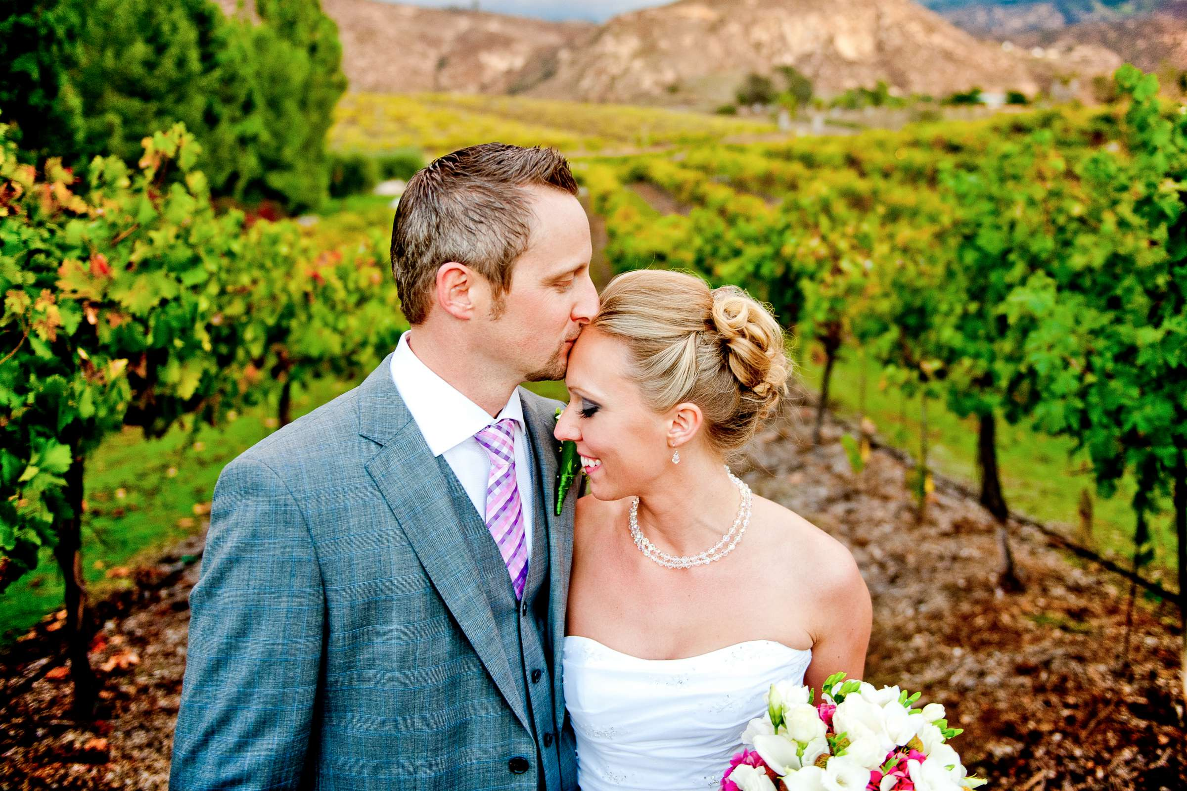 Orfila Vineyards Wedding, Mindy and Bryan Wedding Photo #31 by True Photography