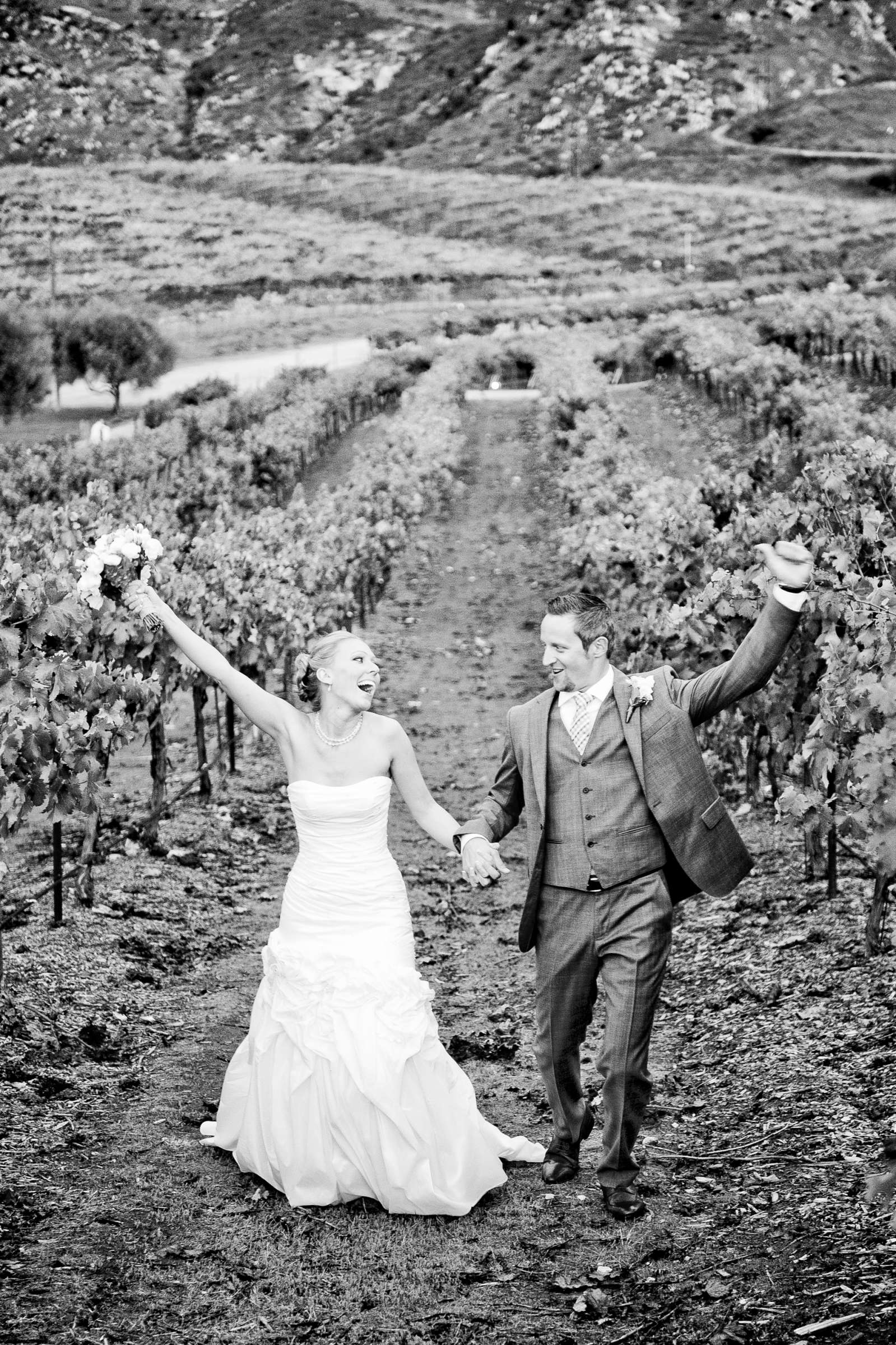 Orfila Vineyards Wedding, Mindy and Bryan Wedding Photo #32 by True Photography