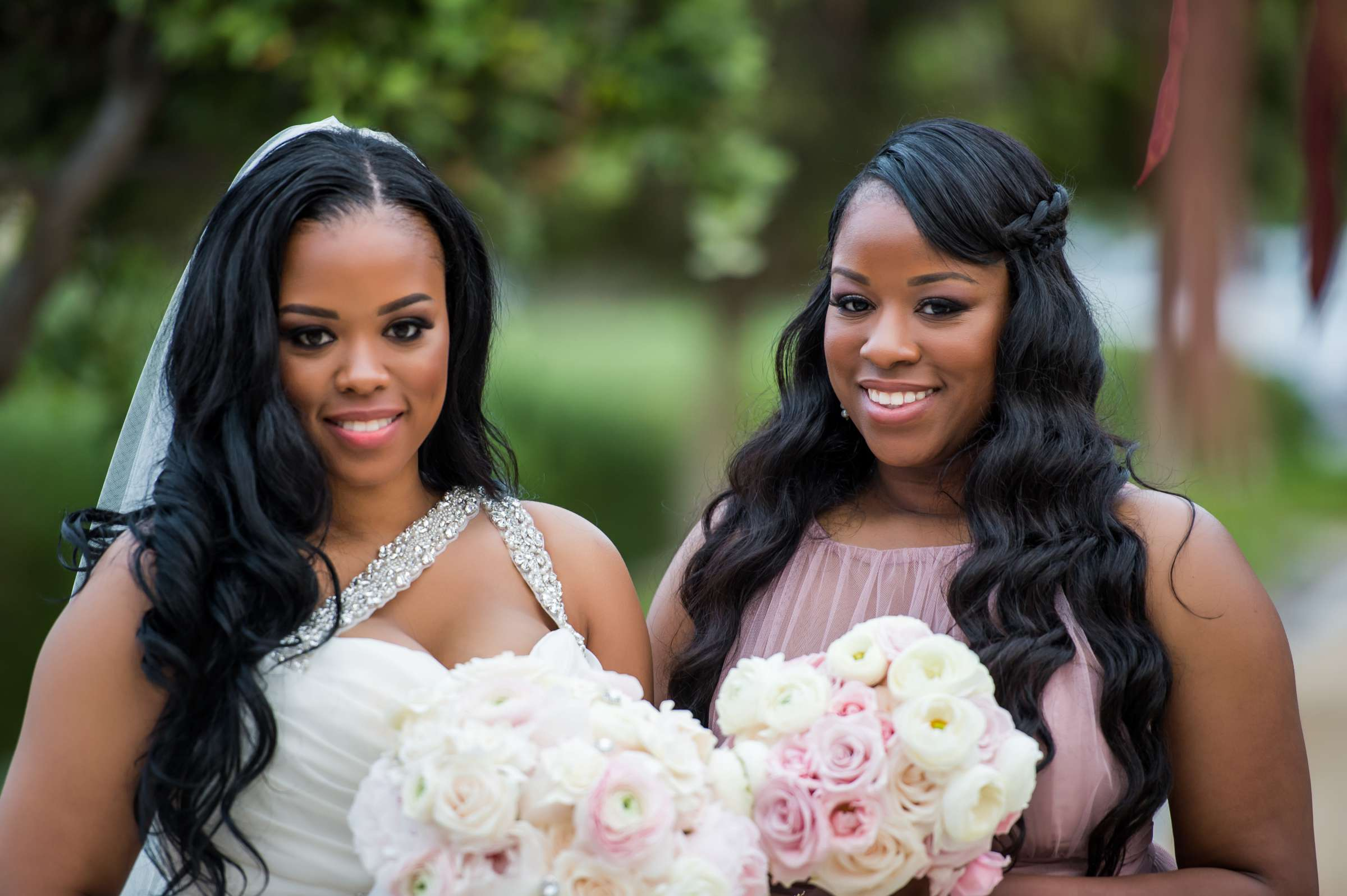 Coronado Community Center Wedding coordinated by First Comes Love Weddings & Events, Nikia and Charles Wedding Photo #27 by True Photography
