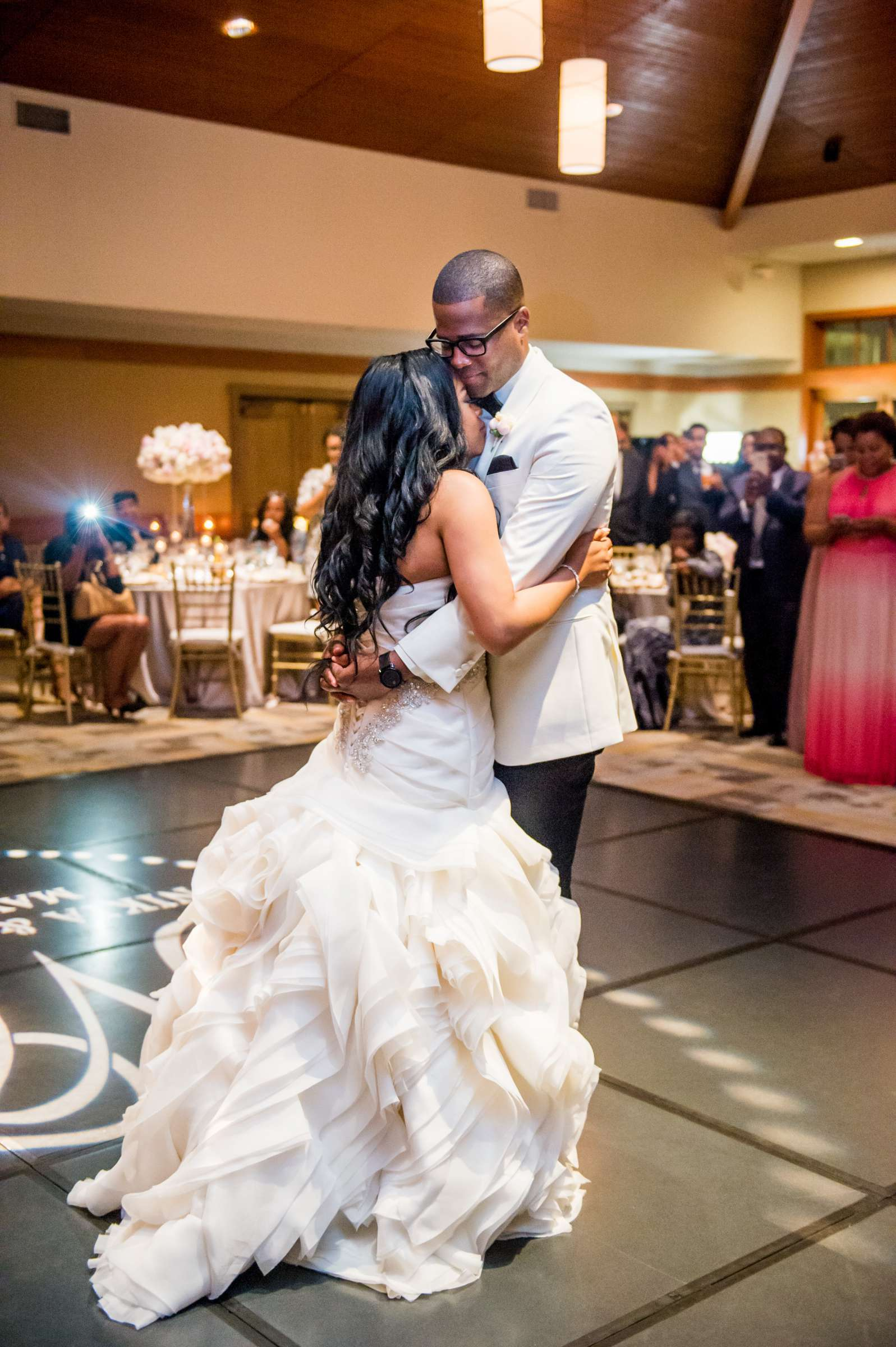 Coronado Community Center Wedding coordinated by First Comes Love Weddings & Events, Nikia and Charles Wedding Photo #71 by True Photography