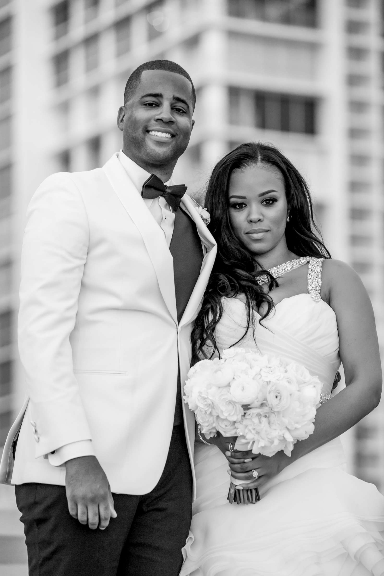 Coronado Community Center Wedding coordinated by First Comes Love Weddings & Events, Nikia and Charles Wedding Photo #94 by True Photography
