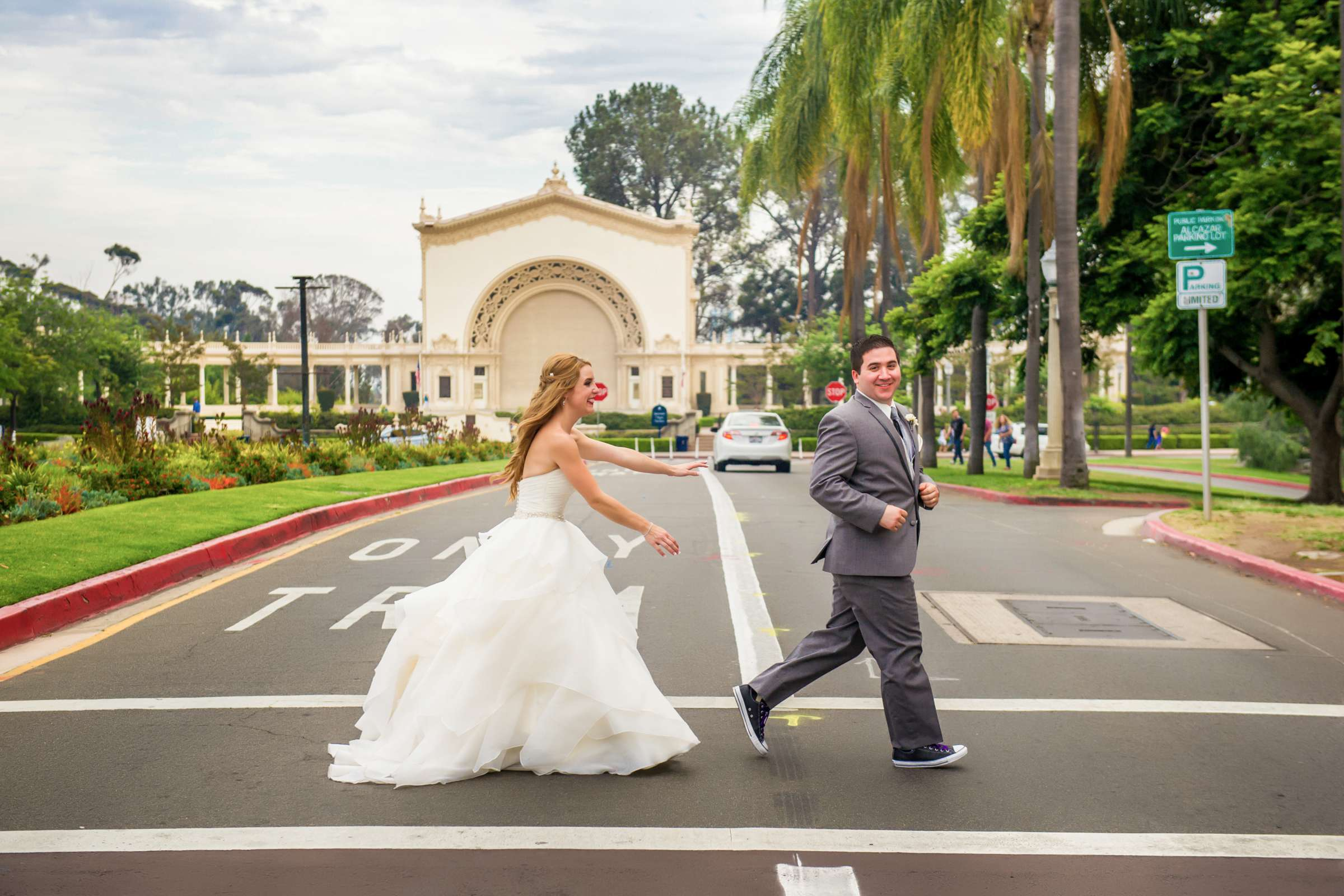 The Prado Wedding coordinated by Victoria Weddings & Events, Melissa and Andrew Wedding Photo #3 by True Photography
