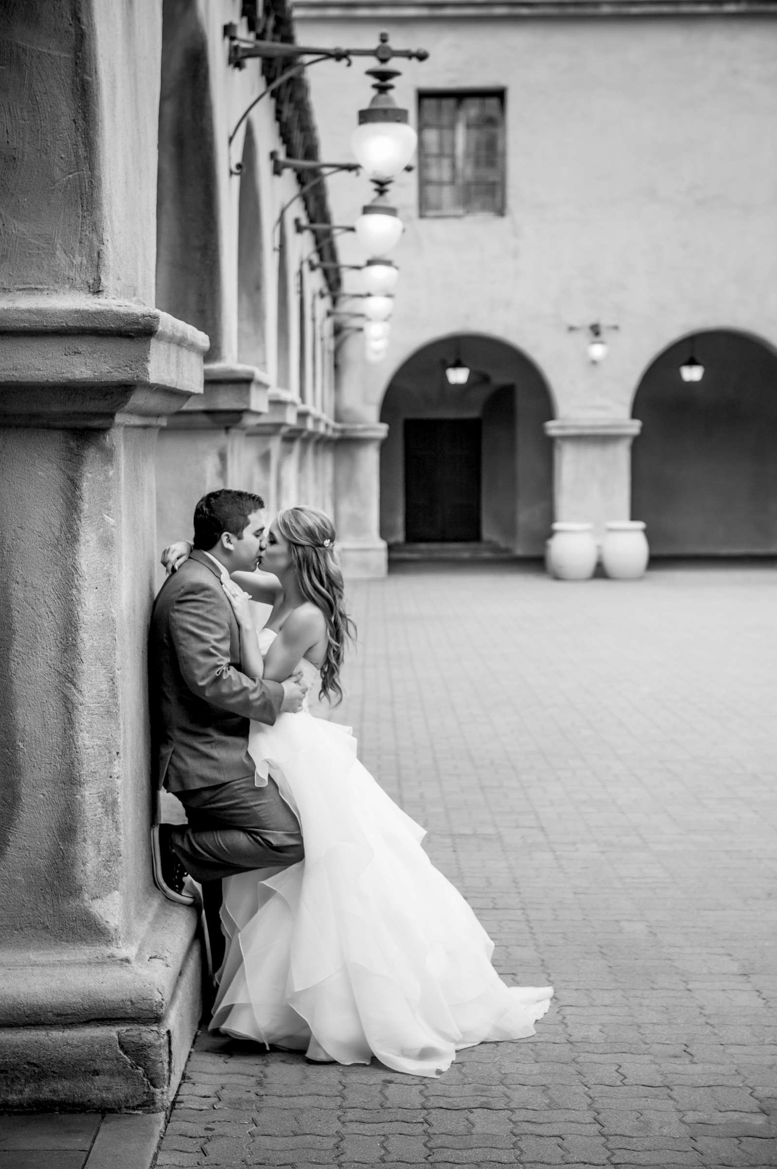 The Prado Wedding coordinated by Victoria Weddings & Events, Melissa and Andrew Wedding Photo #17 by True Photography