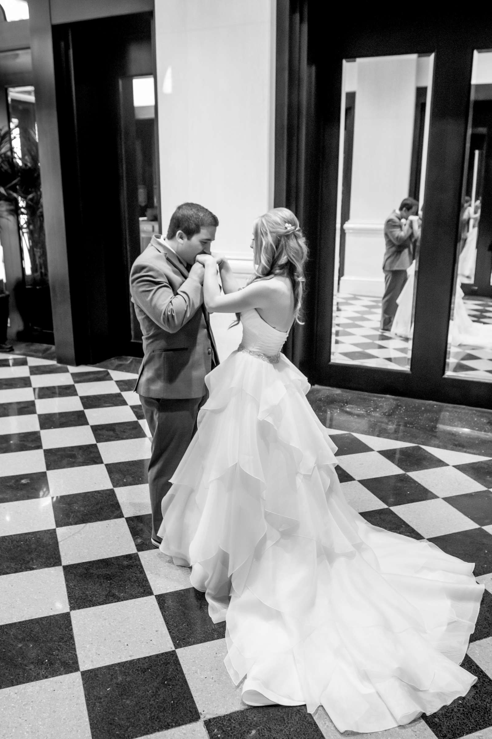 The Prado Wedding coordinated by Victoria Weddings & Events, Melissa and Andrew Wedding Photo #57 by True Photography
