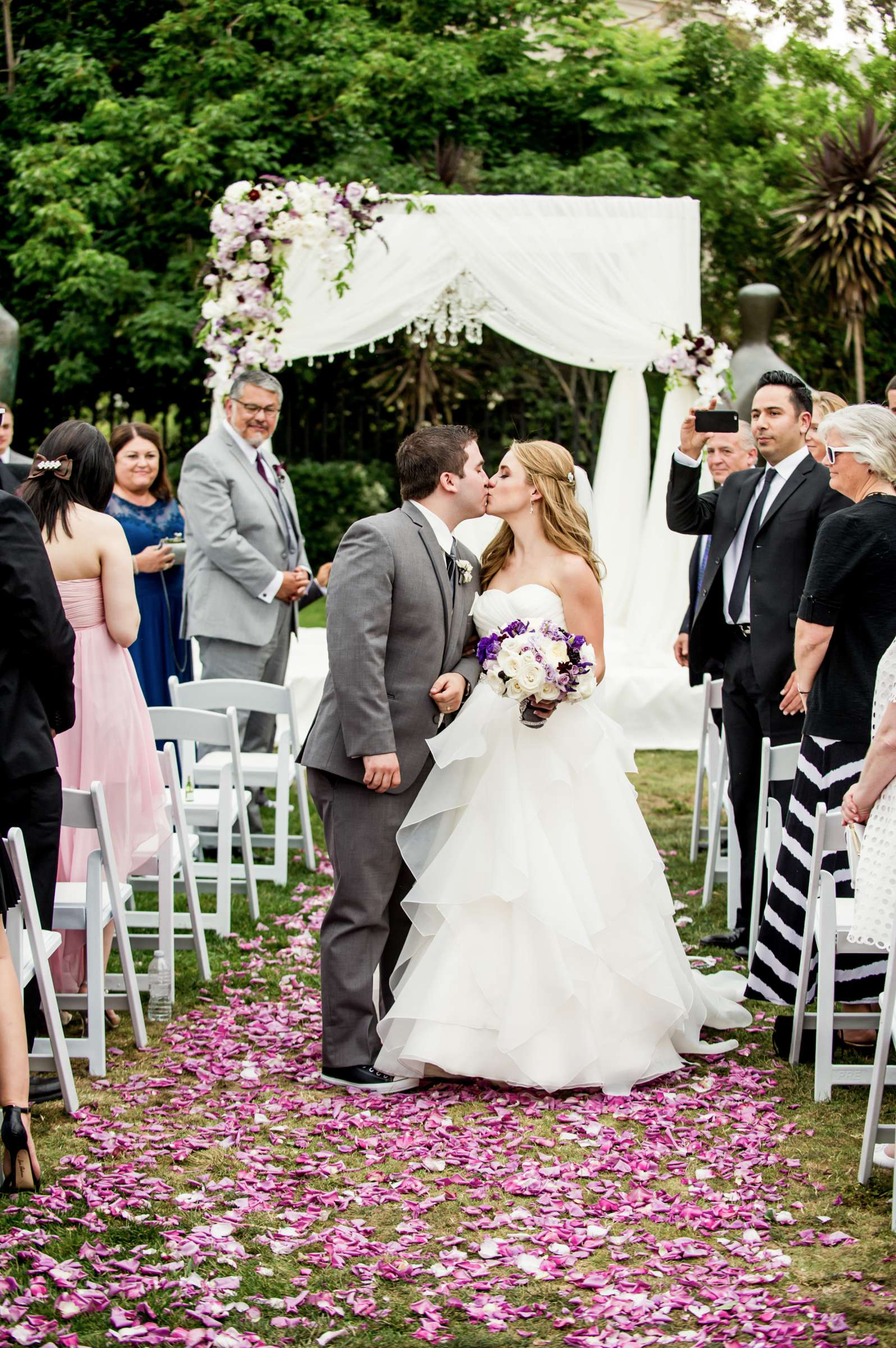 The Prado Wedding coordinated by Victoria Weddings & Events, Melissa and Andrew Wedding Photo #74 by True Photography