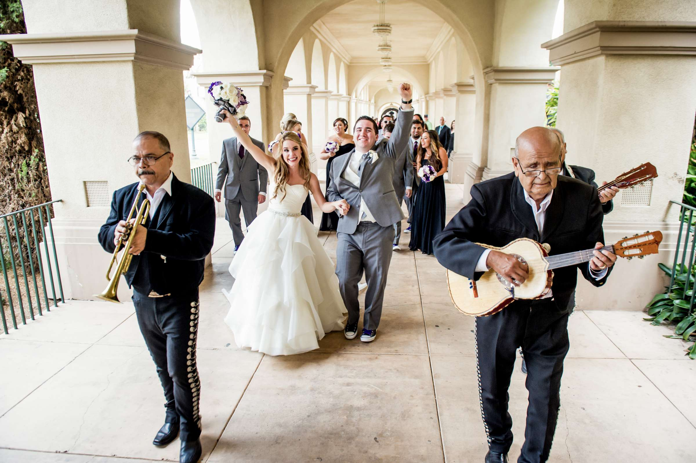 The Prado Wedding coordinated by Victoria Weddings & Events, Melissa and Andrew Wedding Photo #75 by True Photography