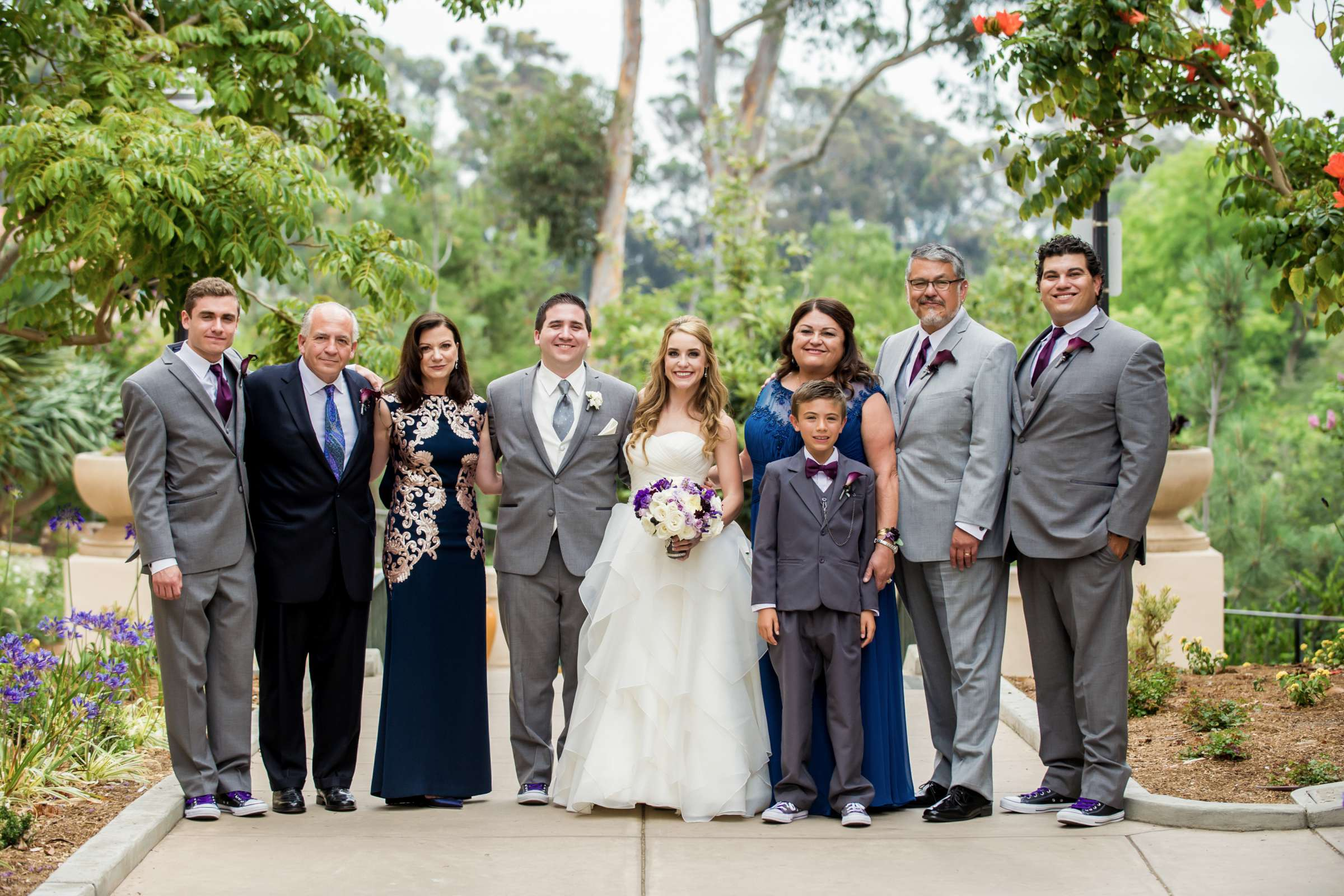 The Prado Wedding coordinated by Victoria Weddings & Events, Melissa and Andrew Wedding Photo #90 by True Photography