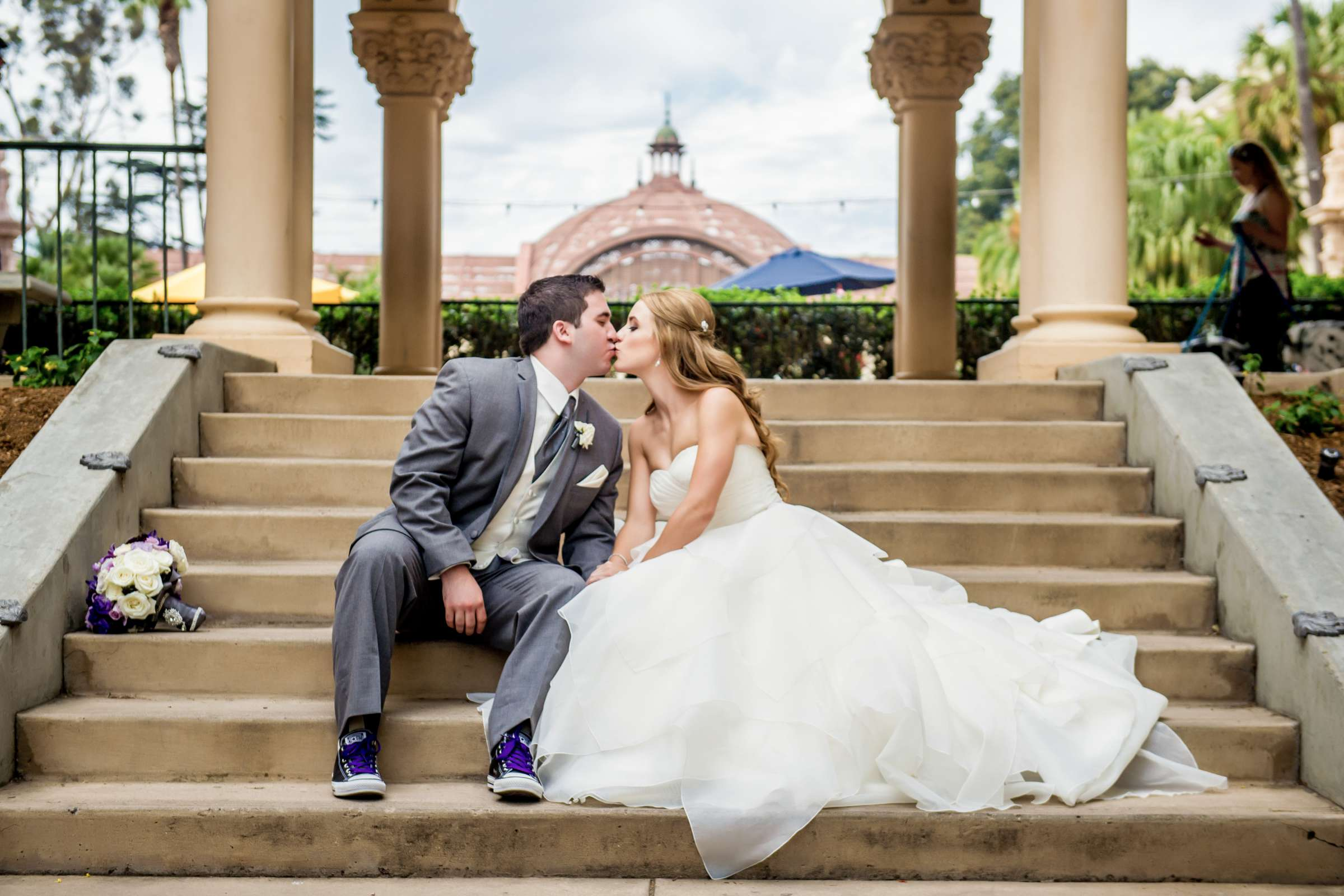 The Prado Wedding coordinated by Victoria Weddings & Events, Melissa and Andrew Wedding Photo #91 by True Photography