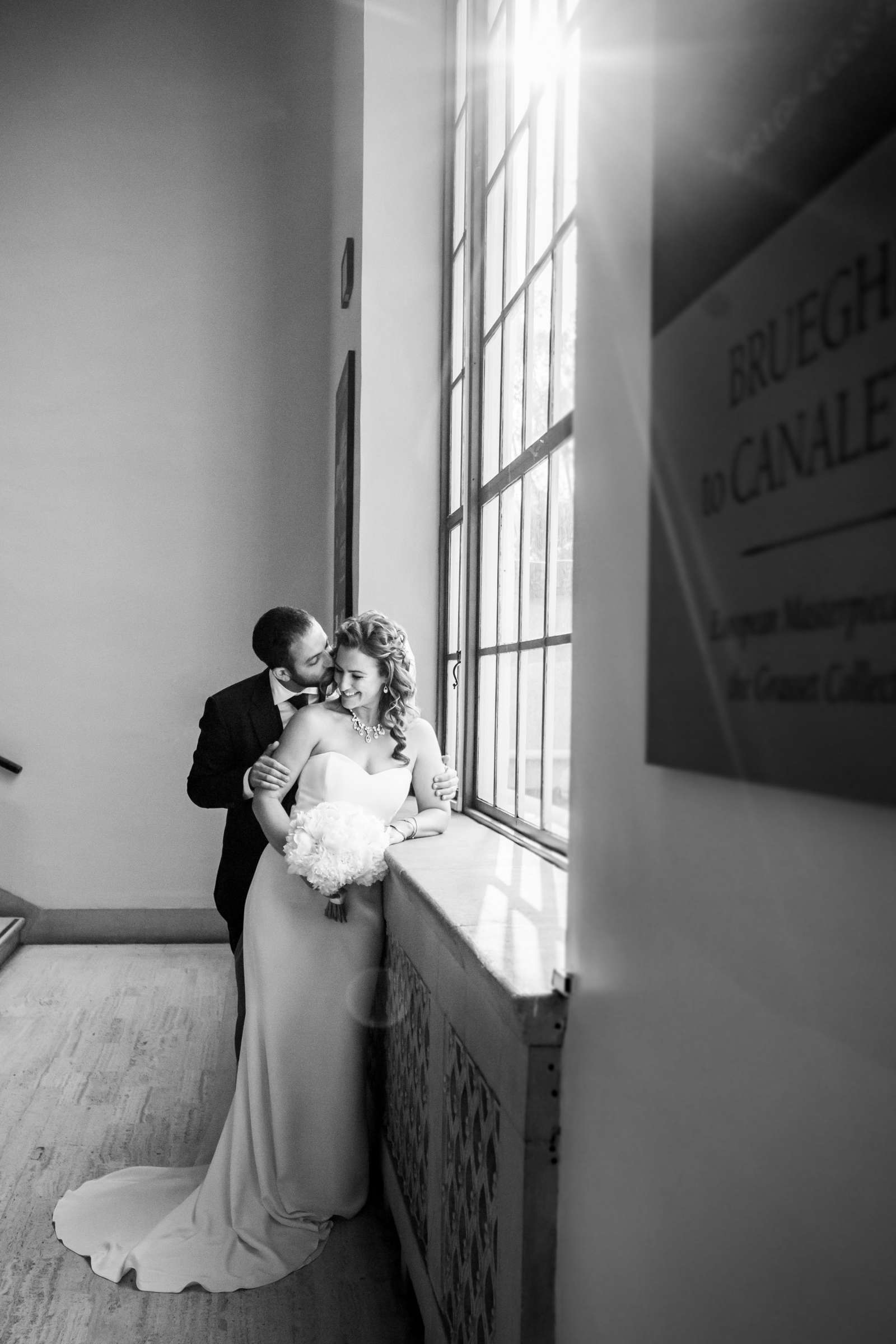 San Diego Museum of Art Wedding coordinated by First Comes Love Weddings & Events, Ruthie and Larry Wedding Photo #236741 by True Photography