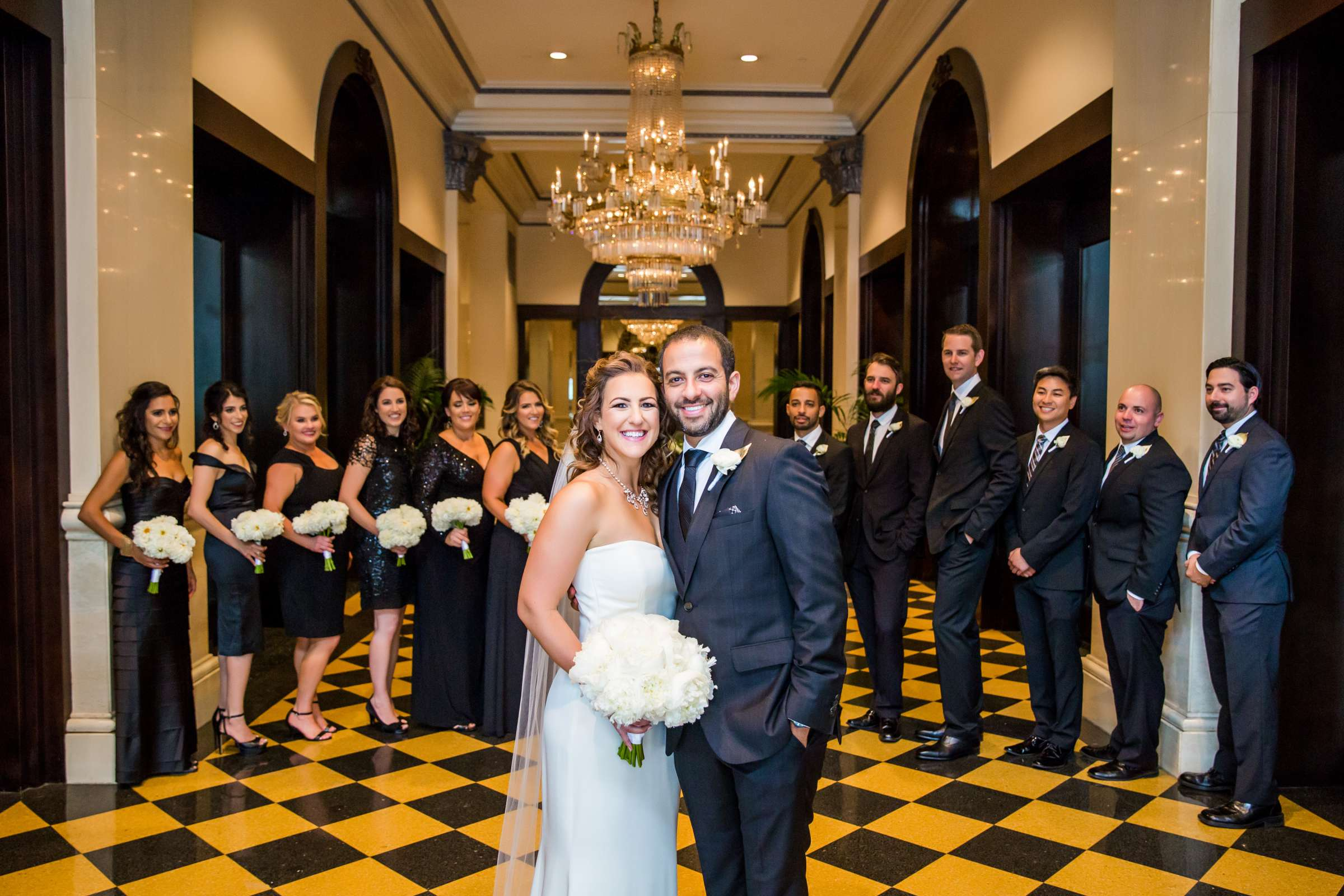 San Diego Museum of Art Wedding coordinated by First Comes Love Weddings & Events, Ruthie and Larry Wedding Photo #236794 by True Photography