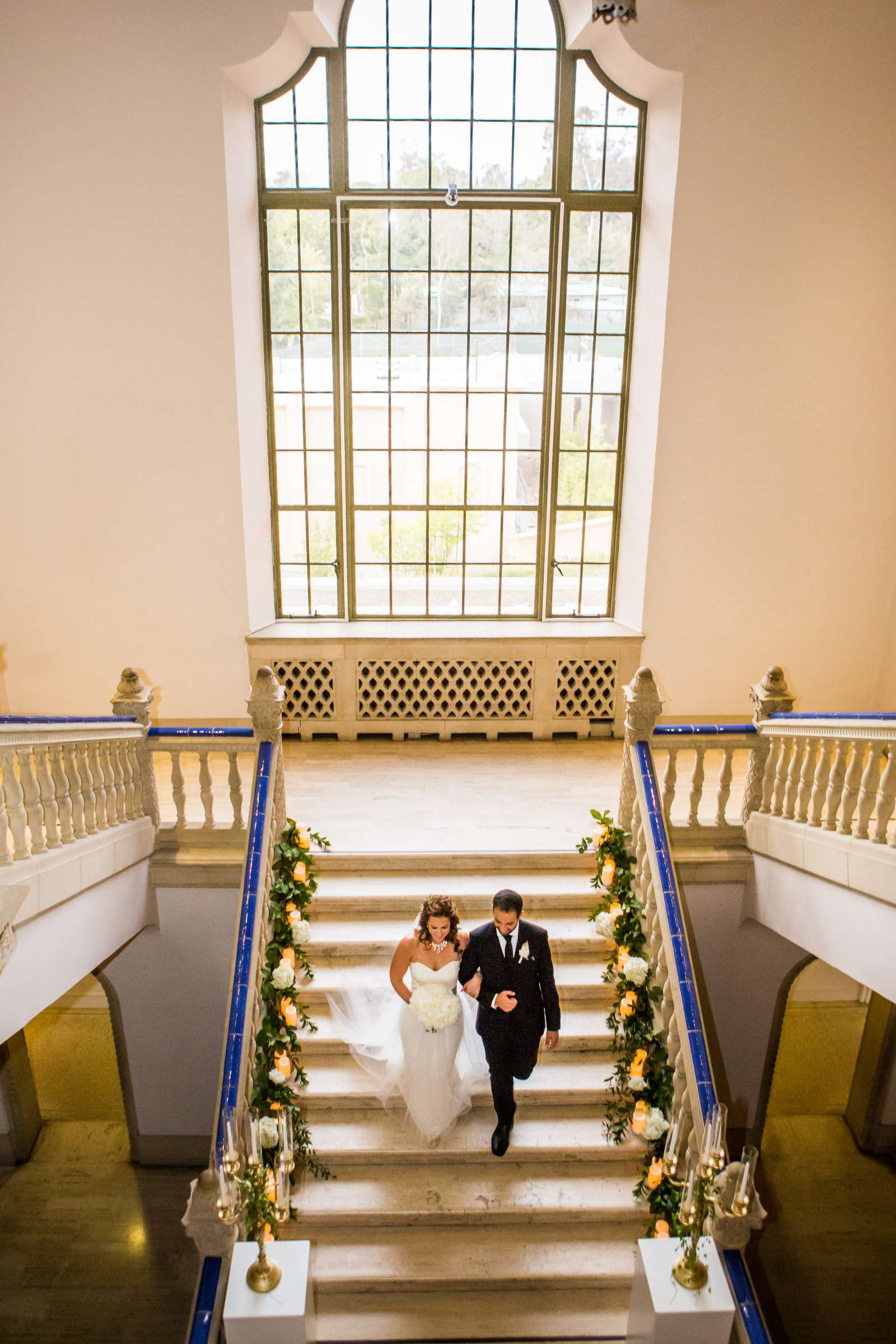 San Diego Museum of Art Wedding coordinated by First Comes Love Weddings & Events, Ruthie and Larry Wedding Photo #236798 by True Photography